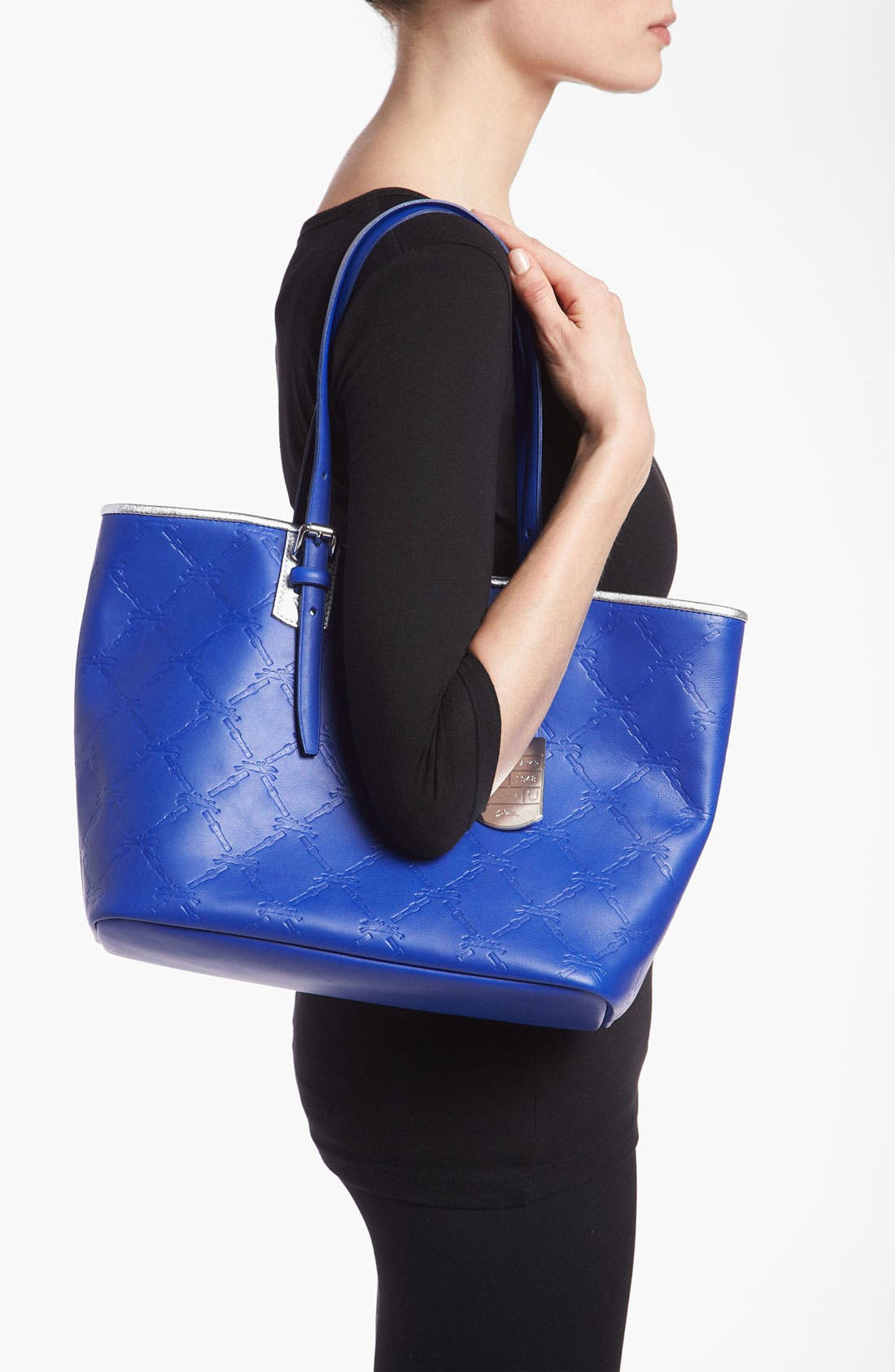 Alternate Image 2  - Longchamp 'LM Cuir - Small' Shoulder Tote