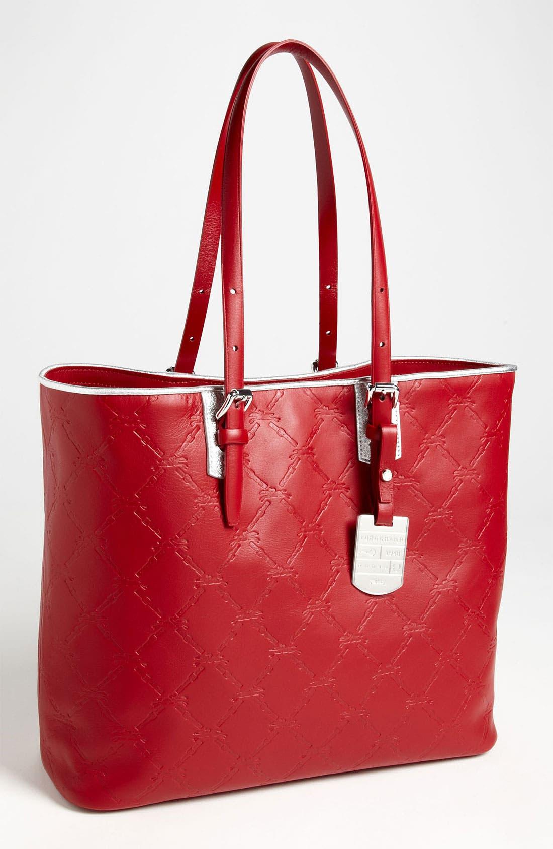 Alternate Image 1 Selected - Longchamp 'LM Cuir - Medium' Shoulder Tote