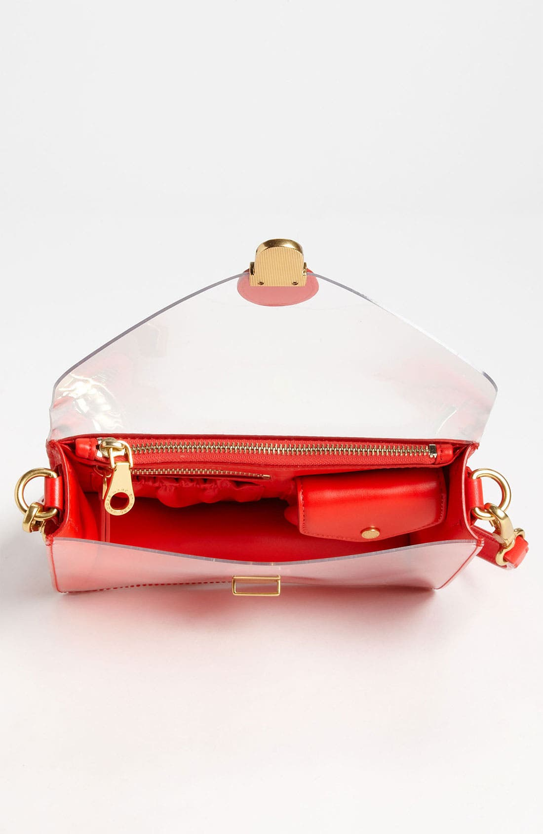 Alternate Image 3  - MARC BY MARC JACOBS 'Clearly' Crossbody Bag