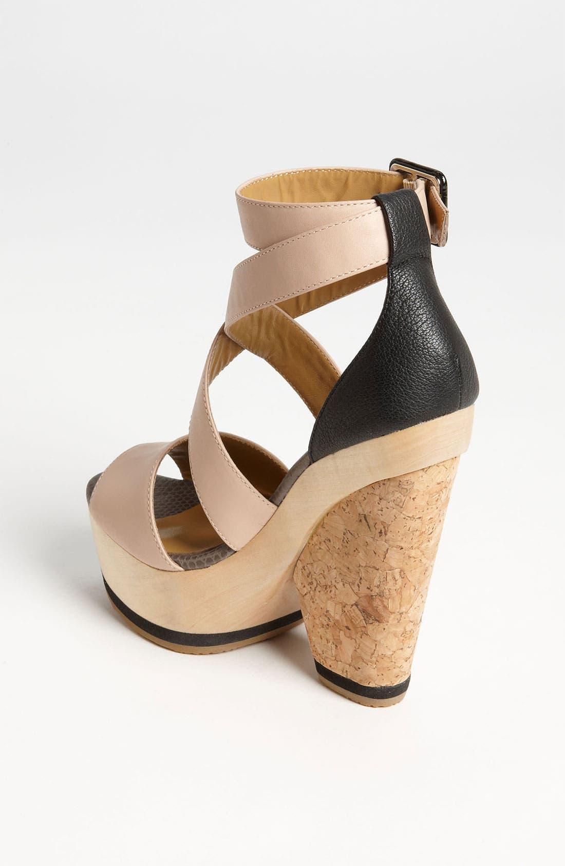 Alternate Image 2  - Blonde Ambition 'Naya' Sandal