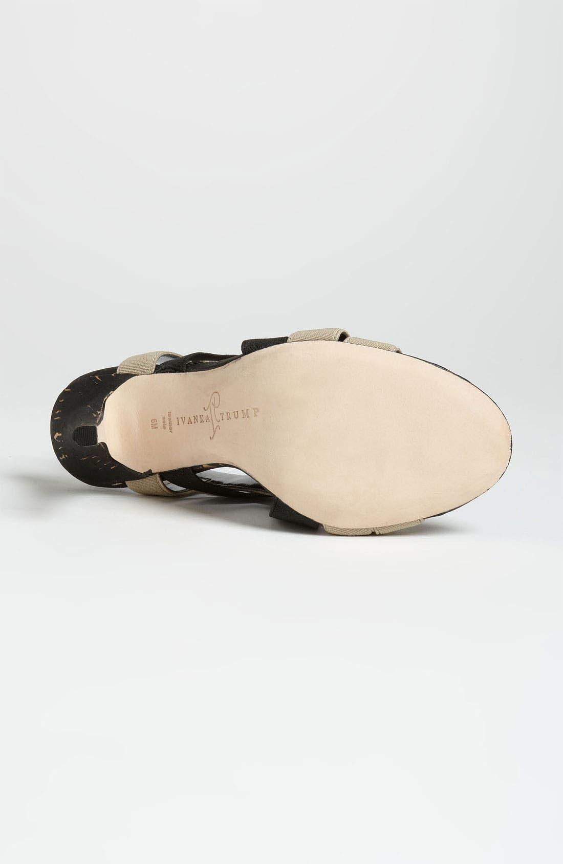 Alternate Image 4  - Ivanka Trump 'Acadia' Sandal