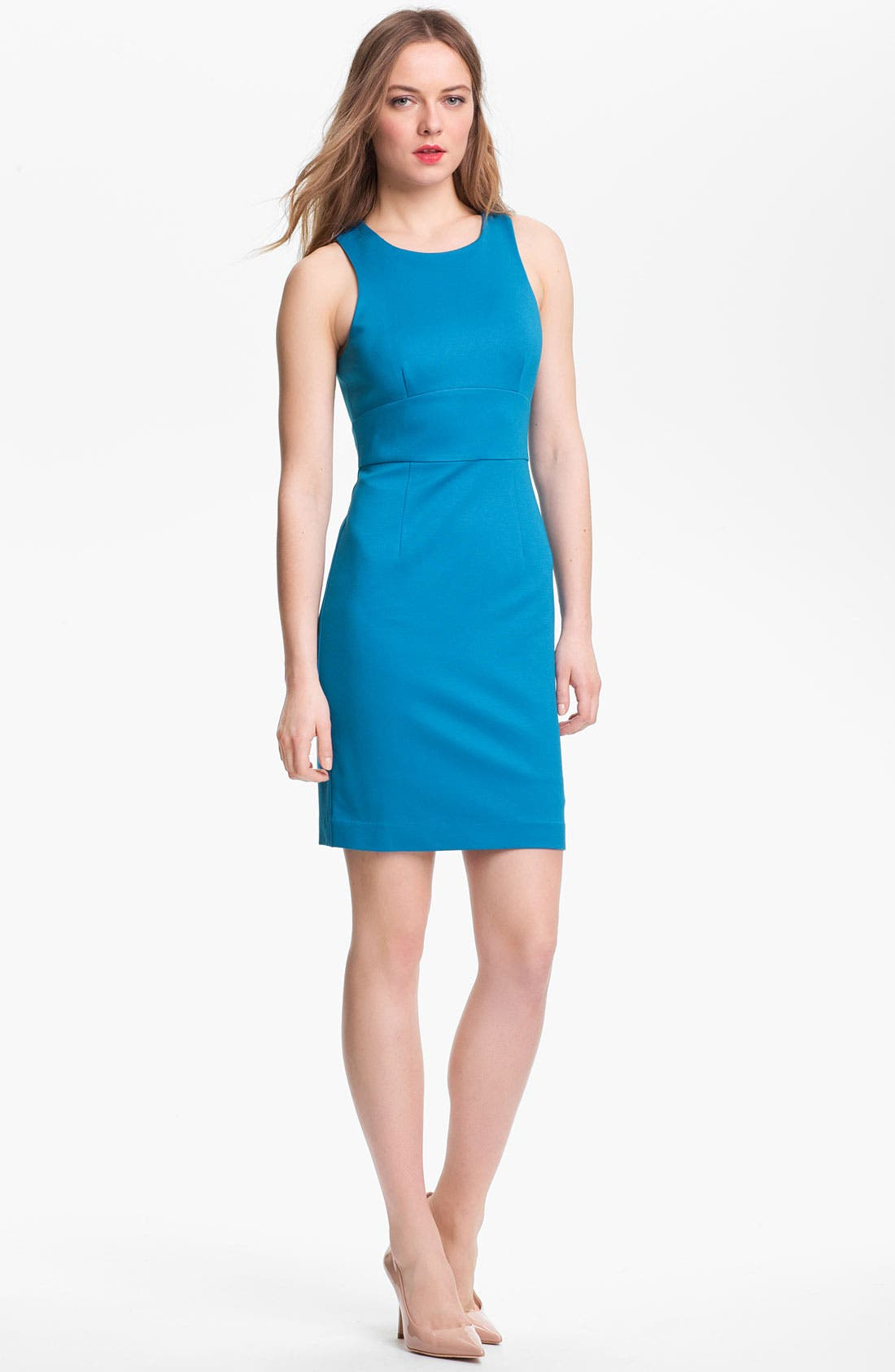 Alternate Image 1 Selected - Trina Turk 'Robyn' Stretch Sheath Dress