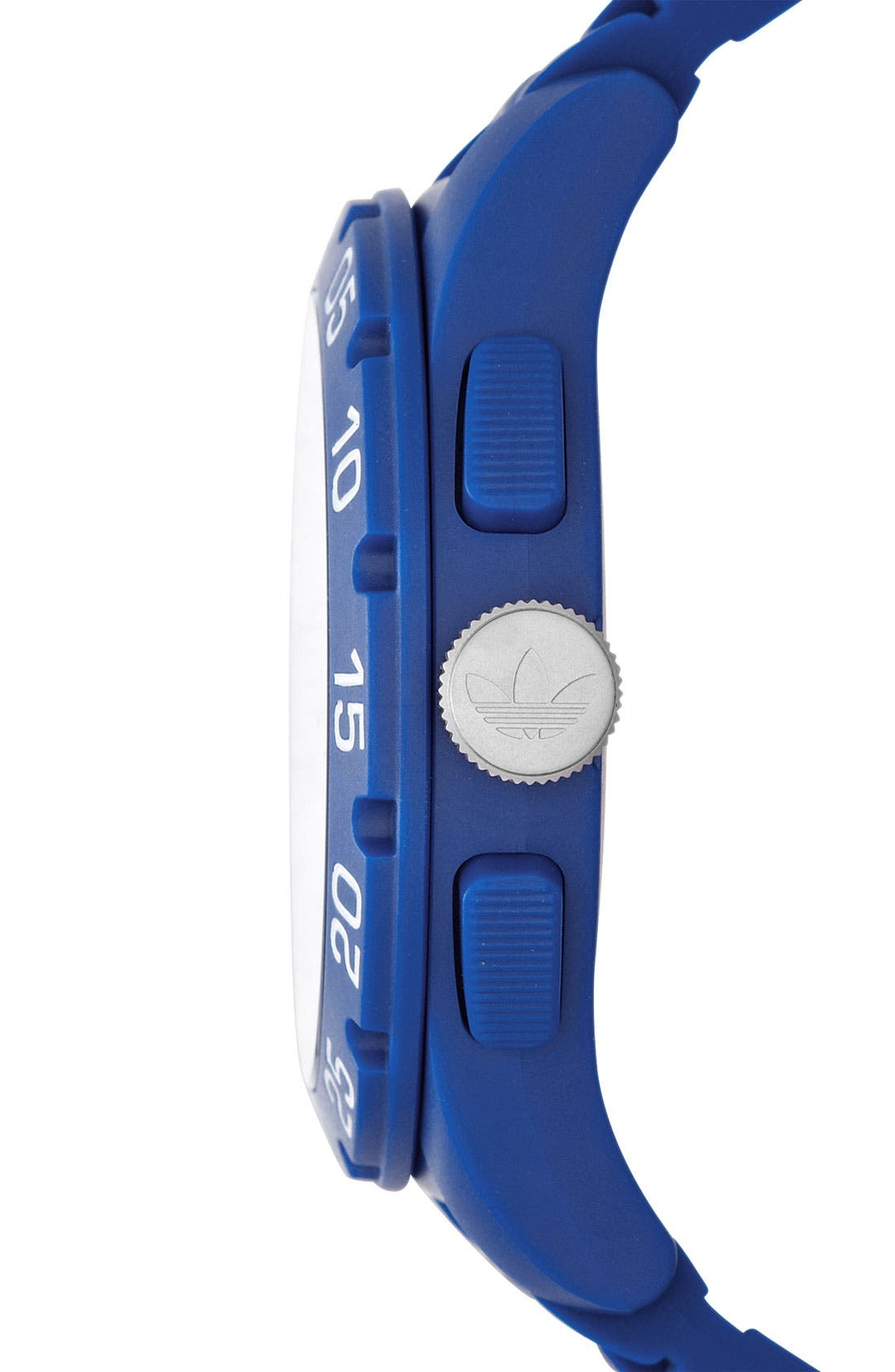 Alternate Image 3  - adidas Originals 'Newburgh' Chronograph Watch, 48mm