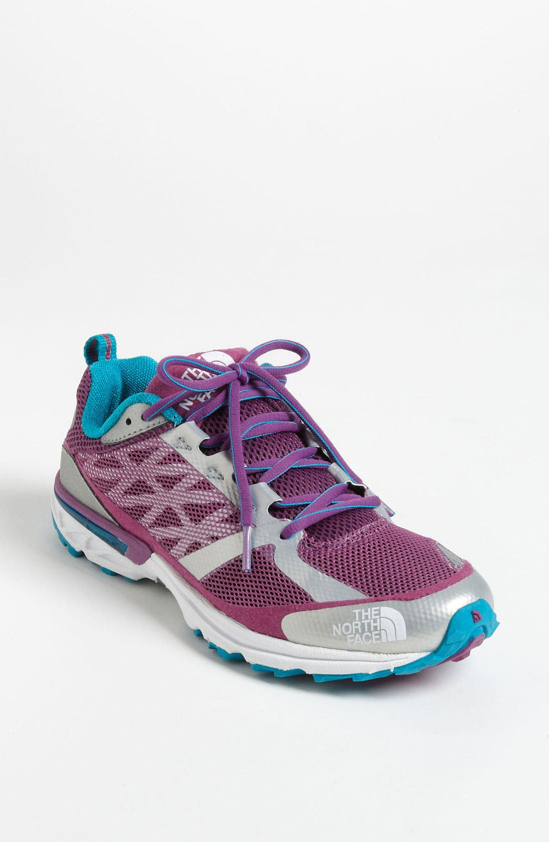 Alternate Image 1 Selected - The North Face 'Single-Track Hayasa' Trail Running Shoe (Women)