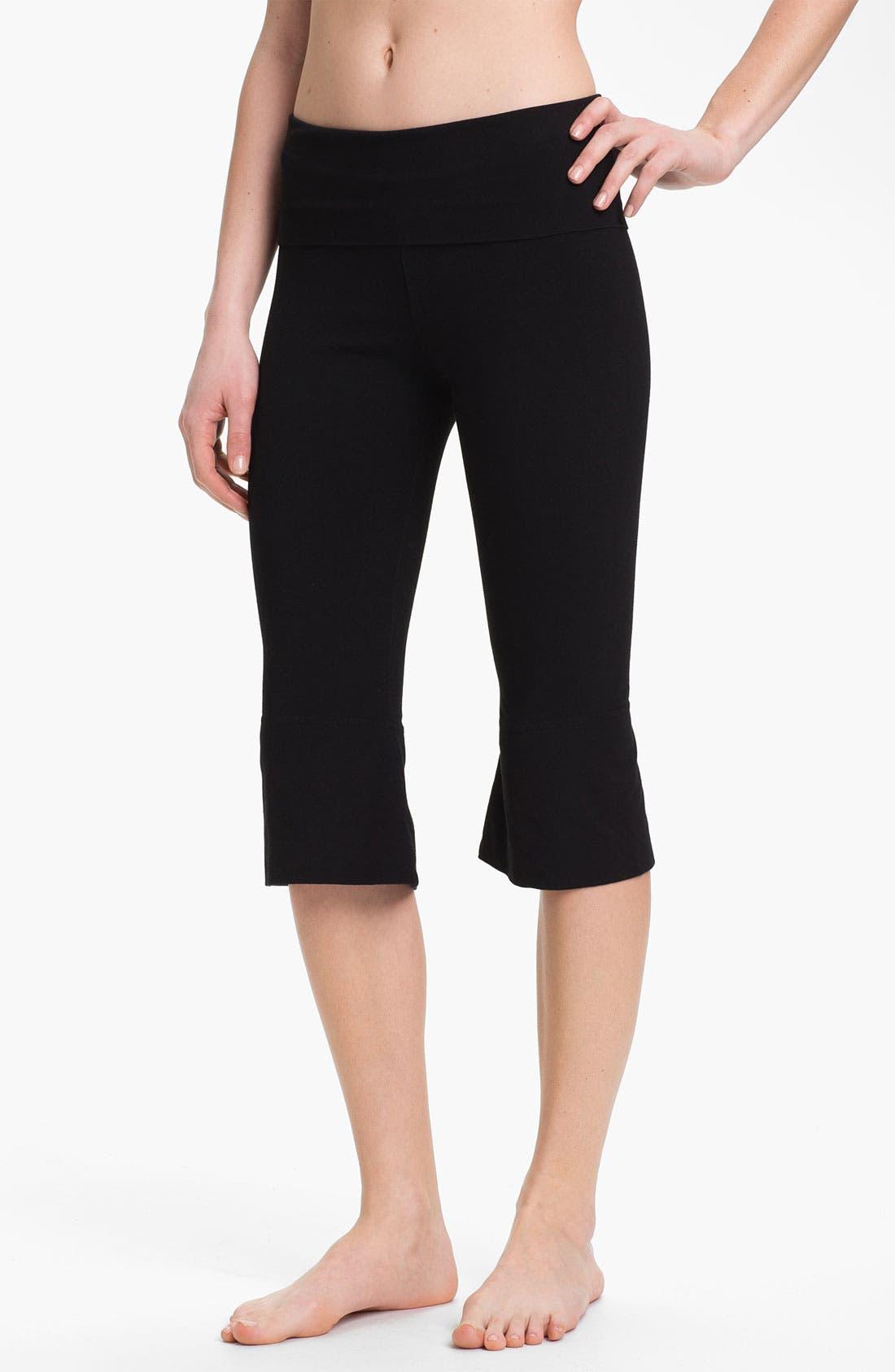 Alternate Image 2  - Hard Tail Capri Pants