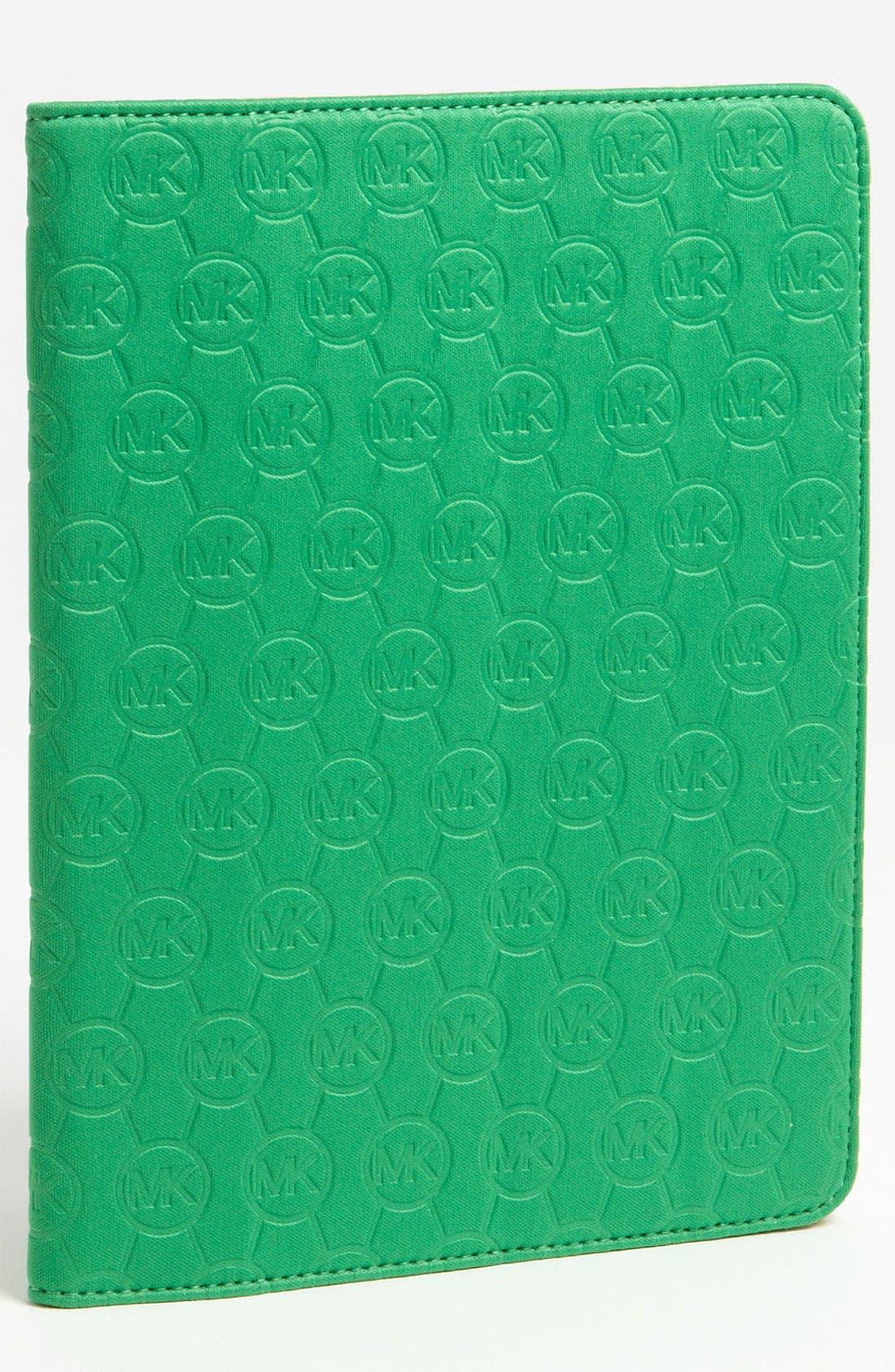 Main Image - MICHAEL Michael Kors 'Sweet Sleeve' iPad 2 Case