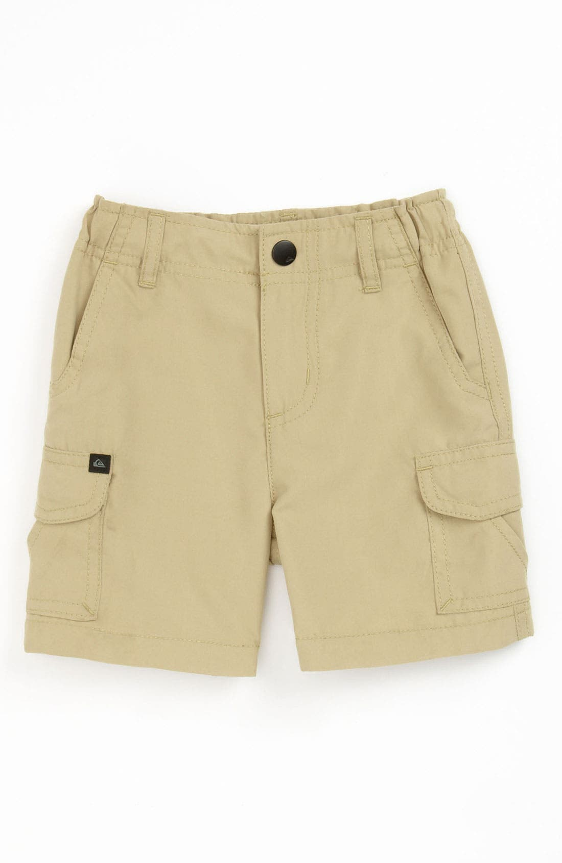 Alternate Image 1 Selected - Quiksilver 'Phofilled' Shorts (Infant)