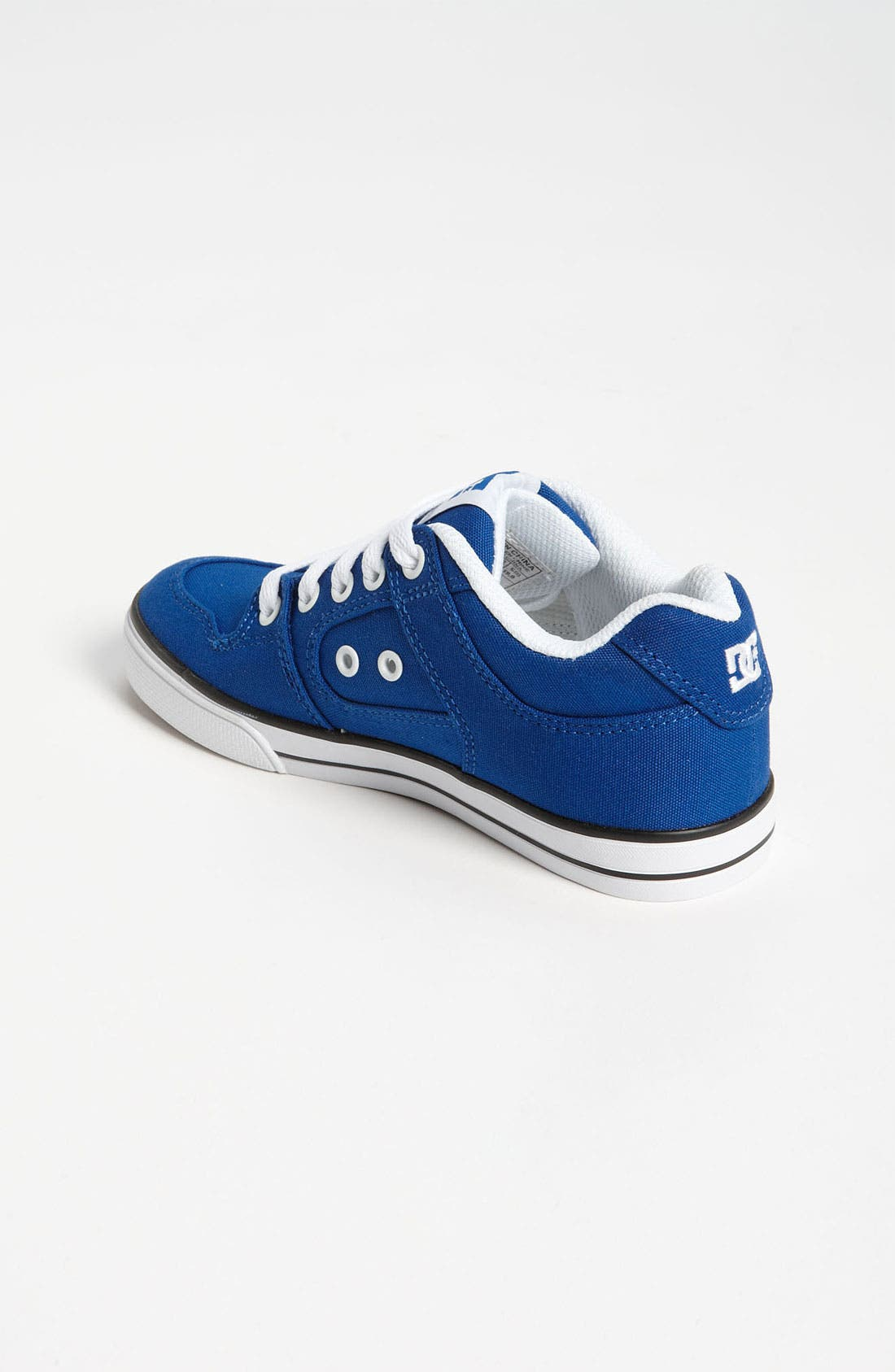 Alternate Image 2  - DC Shoes 'Pure' Sneaker (Toddler, Little Kid & Big Kid)
