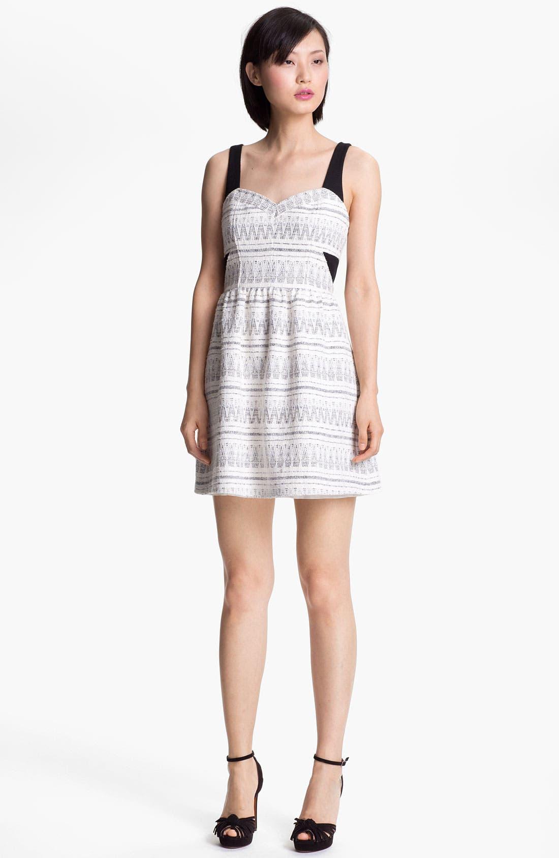 Alternate Image 1 Selected - Mcginn 'Cheyenne' Tweed Dress