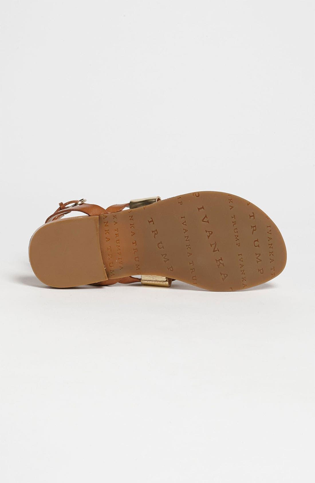 Alternate Image 4  - Ivanka Trump 'Pasha' Sandal