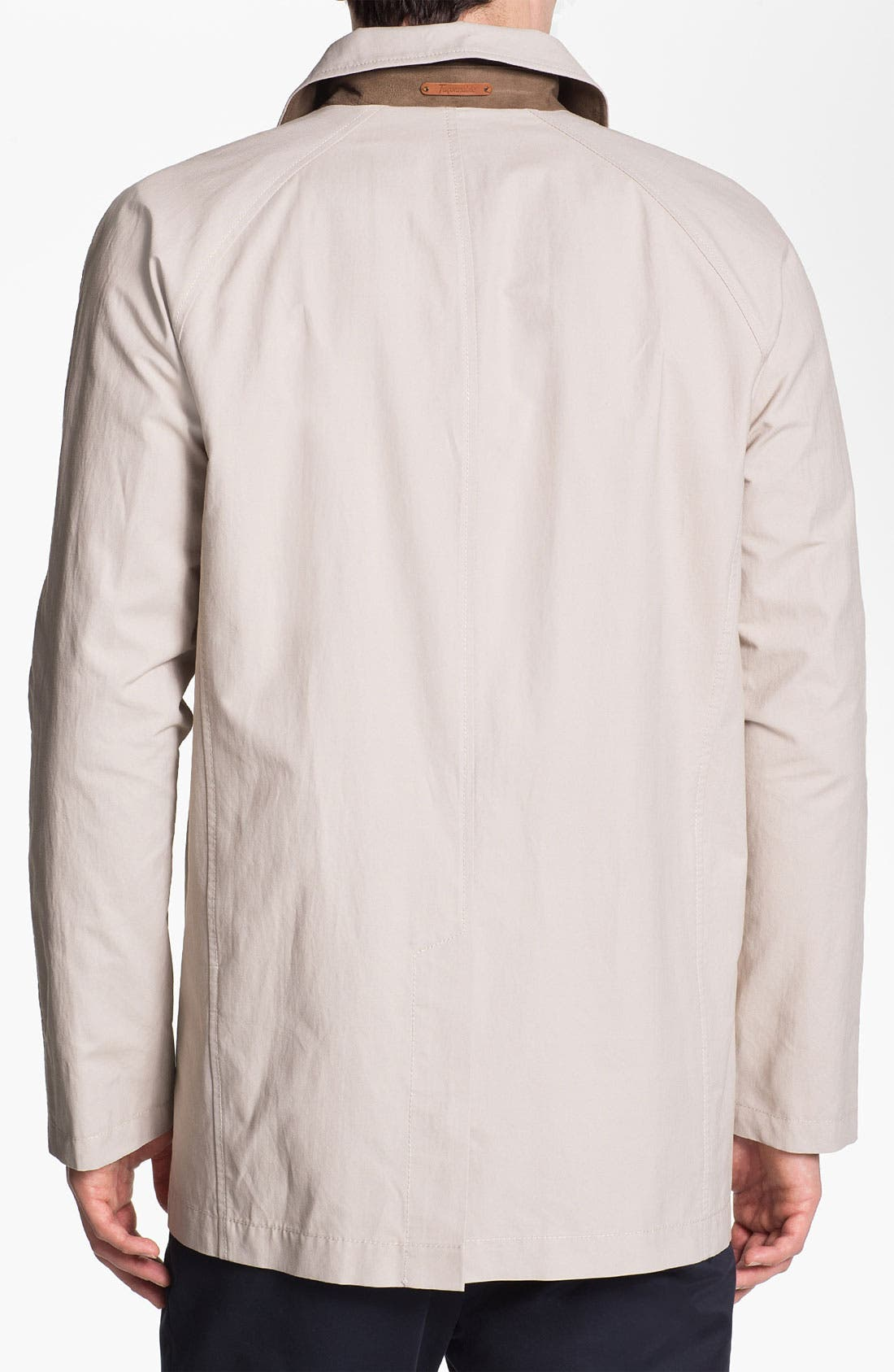 Alternate Image 2  - Façonnable Cotton Blend Jacket