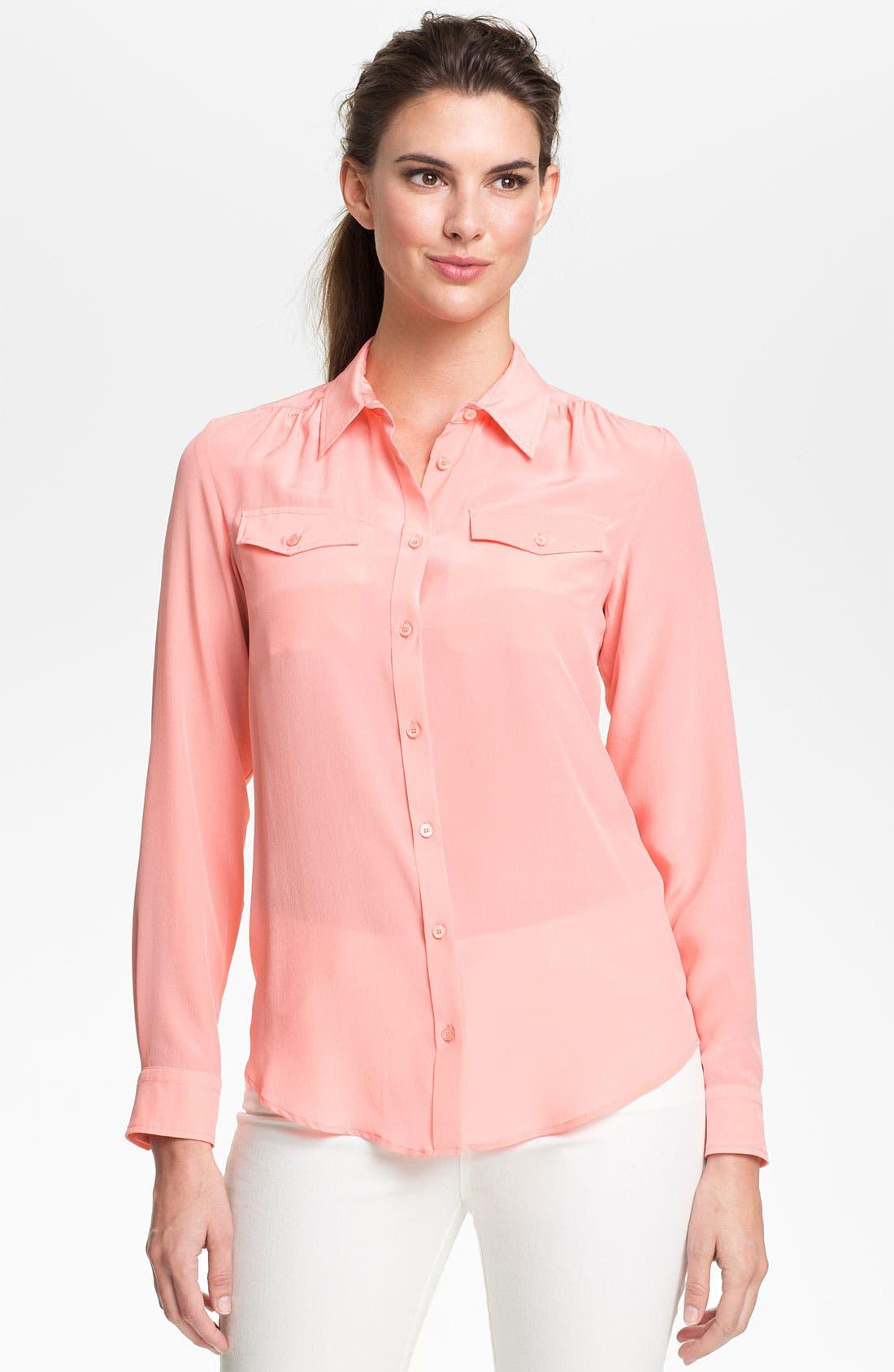 Alternate Image 1 Selected - Weekend Max Mara 'Udito' Shirt