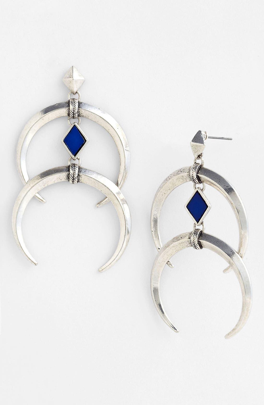 Main Image - Guinevere 'Rance' Drop Earrings