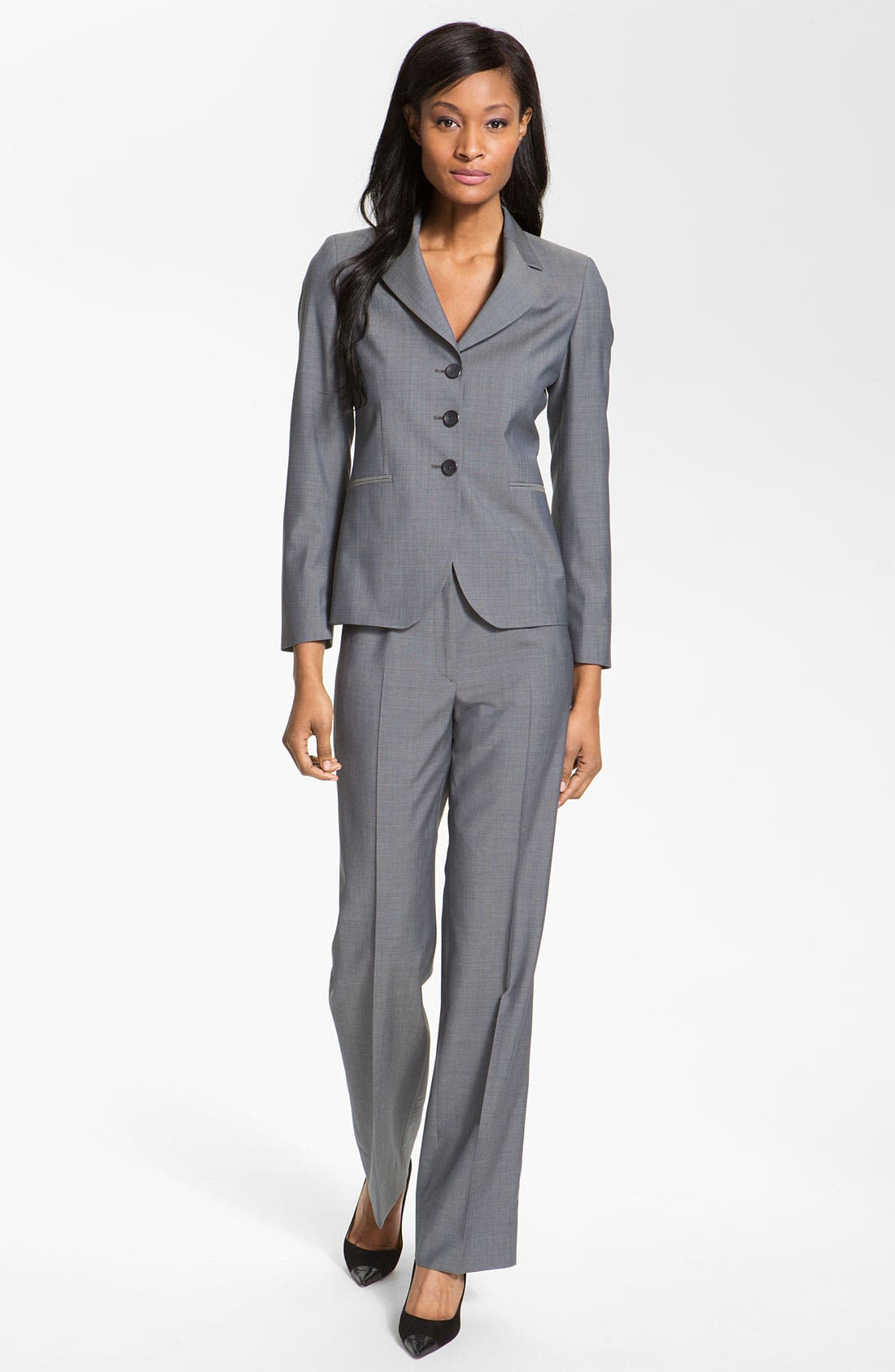 Alternate Image 4  - Zanella 'Tracy' Suit Jacket