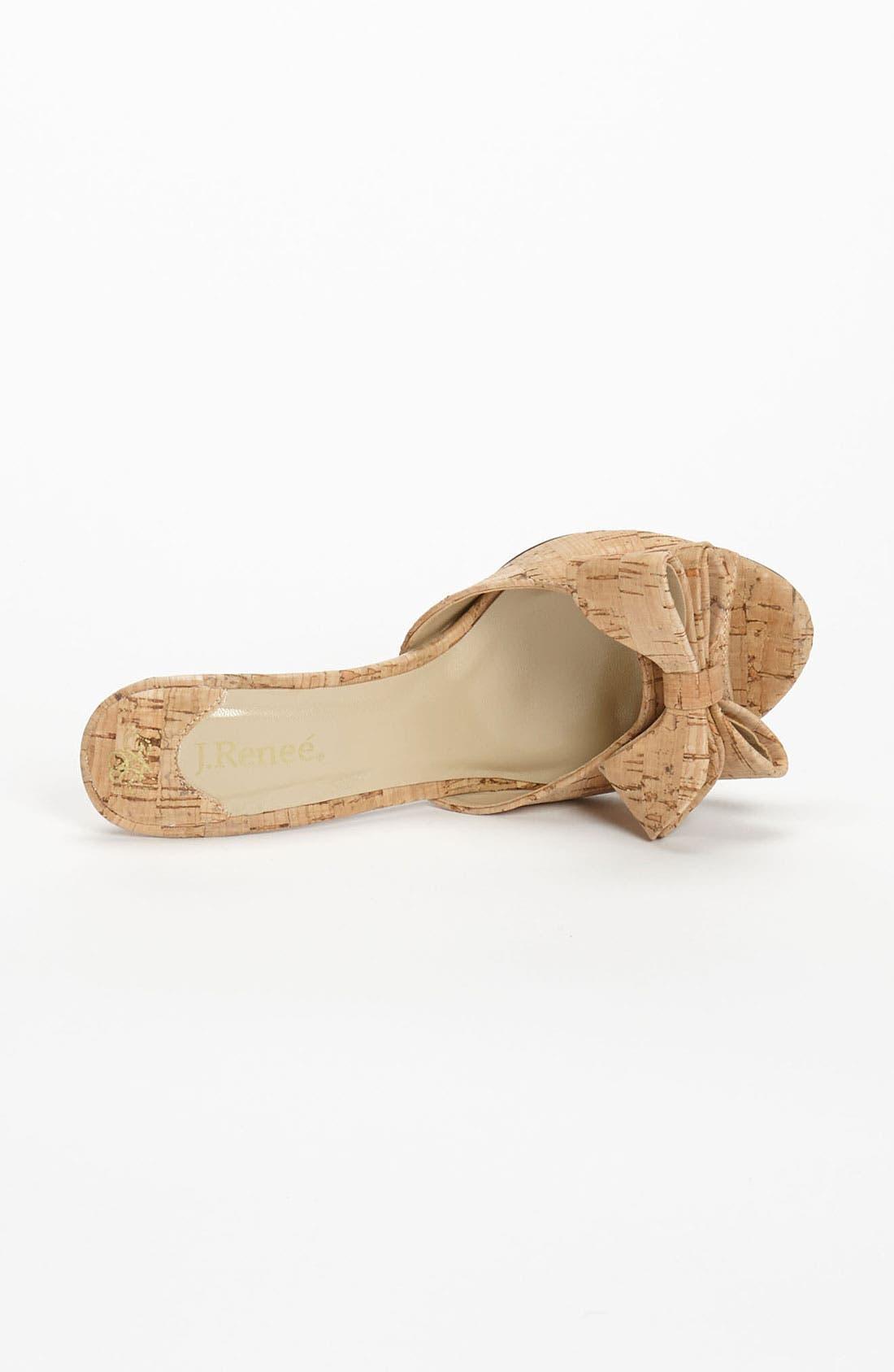 Alternate Image 3  - J. Reneé 'Geo' Sandal