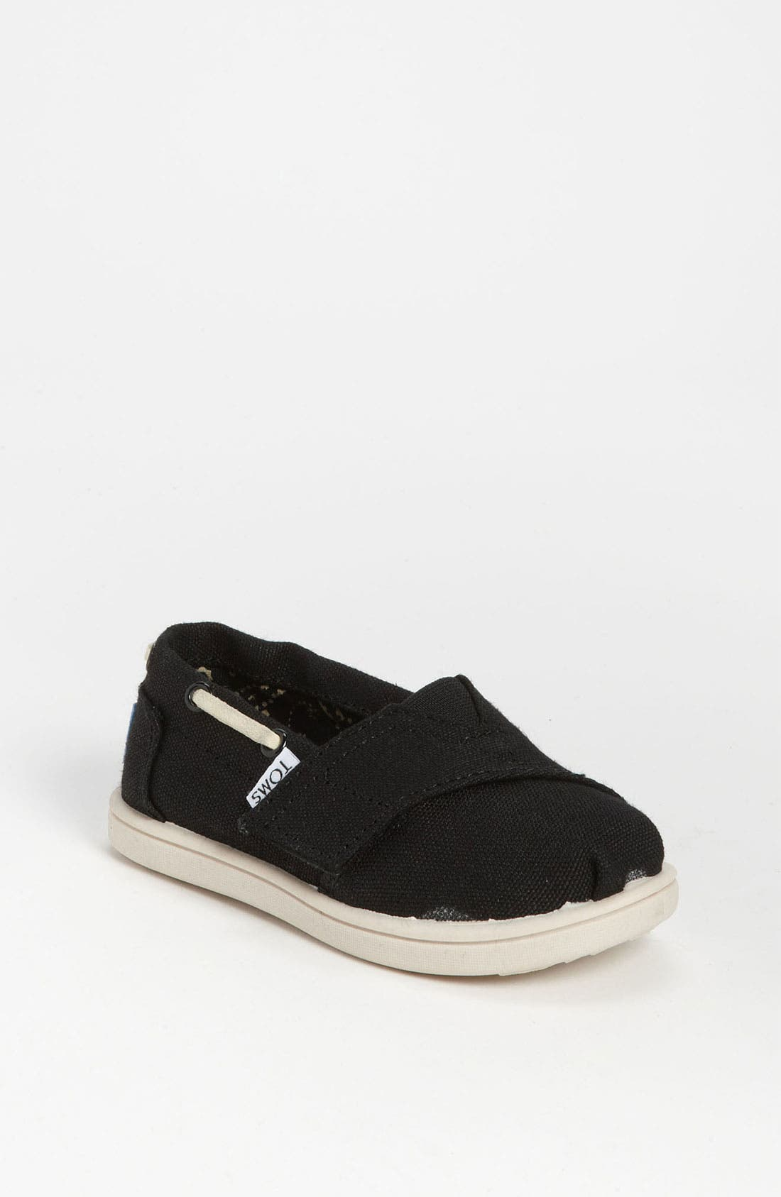 Alternate Image 1 Selected - TOMS 'Bimini - Tiny' Slip-On (Baby, Walker & Toddler)