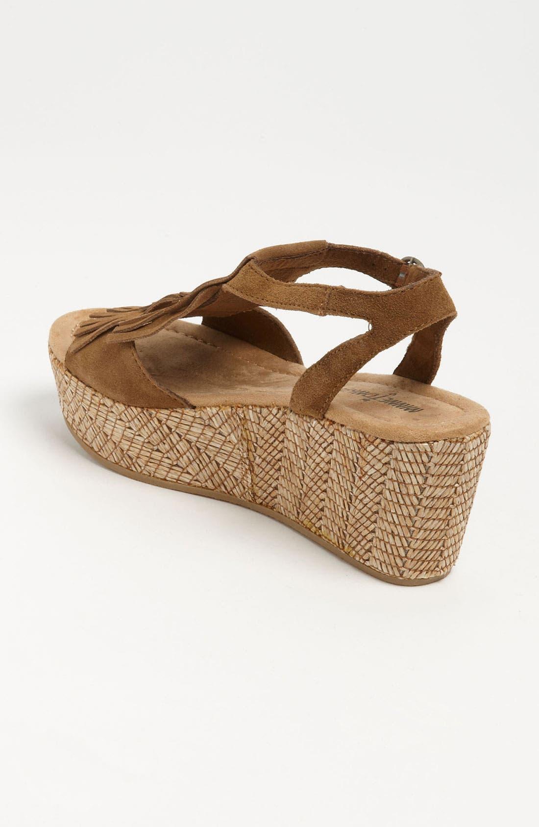 Alternate Image 2  - Minnetonka 'Central' Sandal