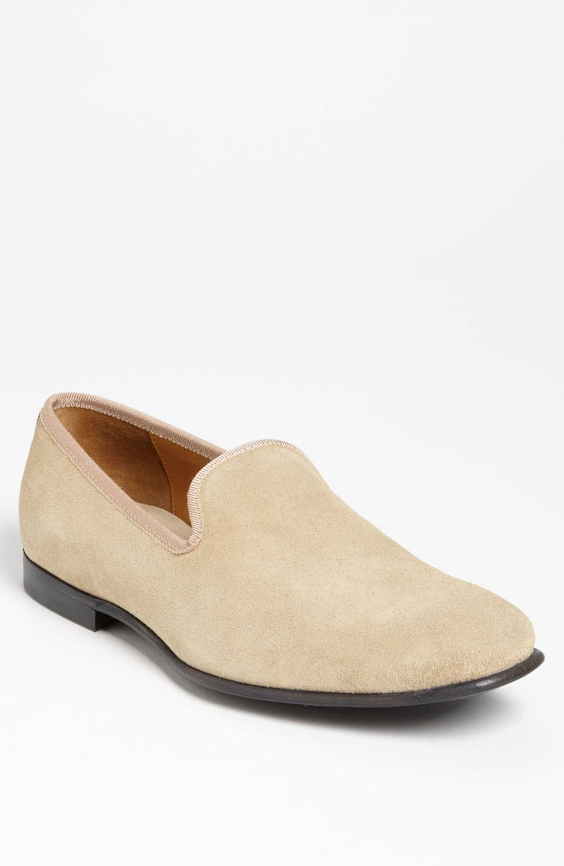 Alternate Image 1 Selected - McQ by Alexander McQueen Suede Loafer