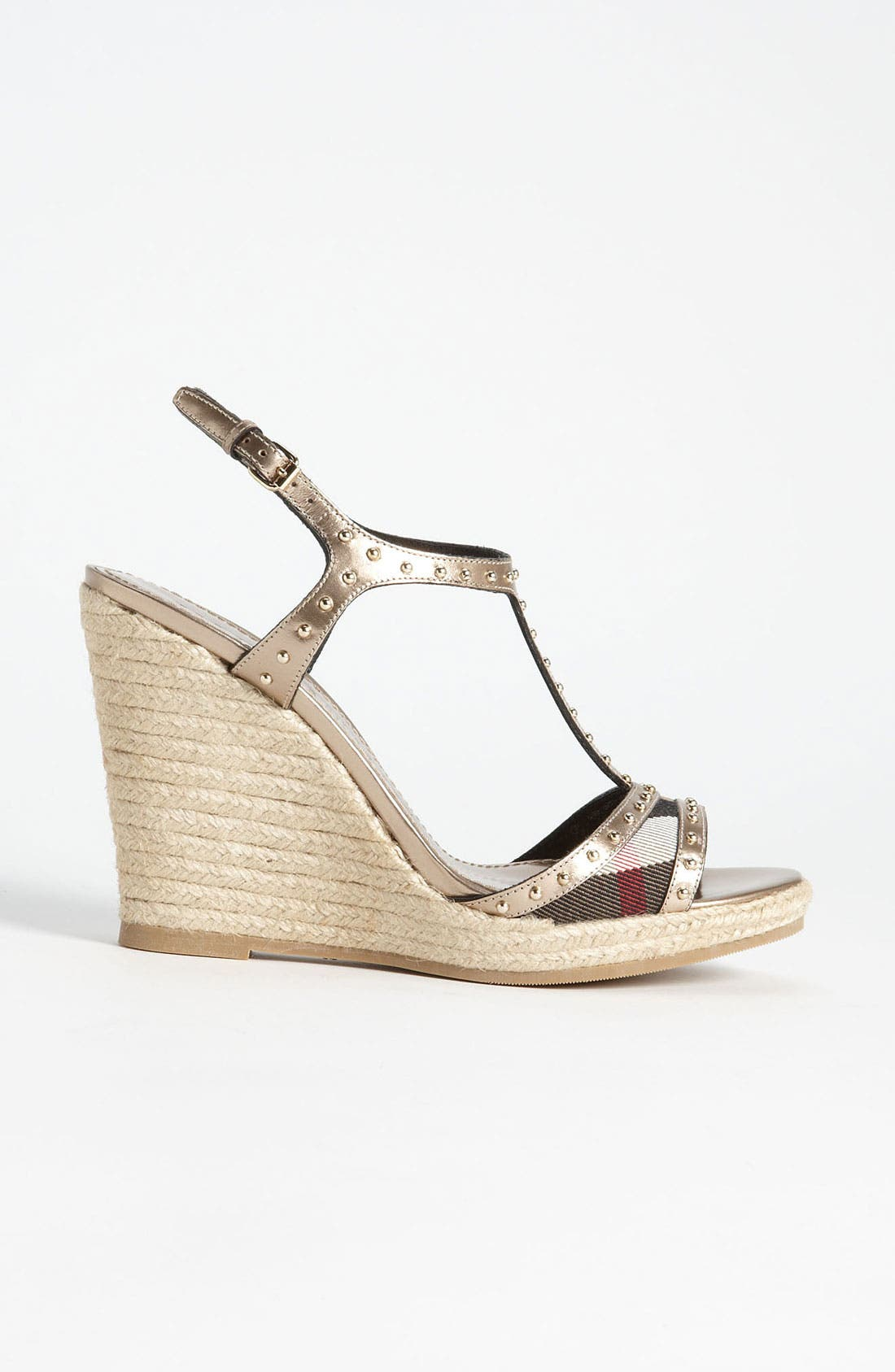 Alternate Image 4  - Burberry 'Laleham' Wedge