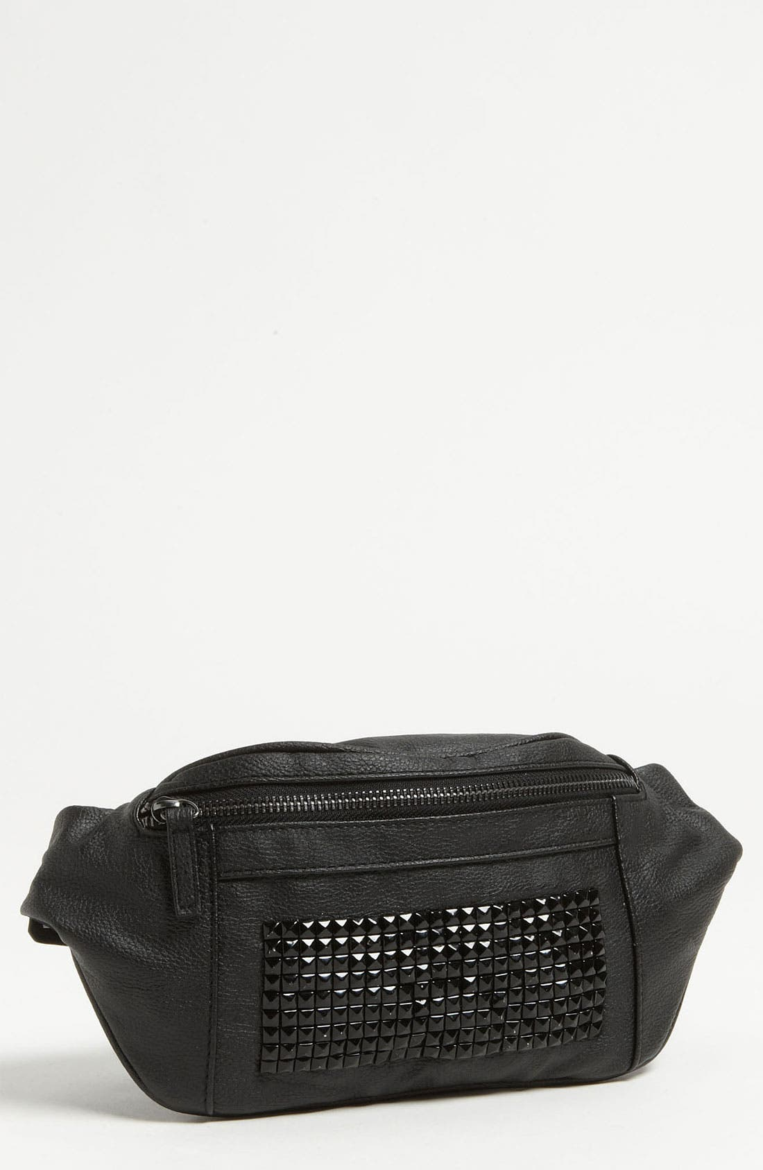 Main Image - Topshop Studded Belt Bag