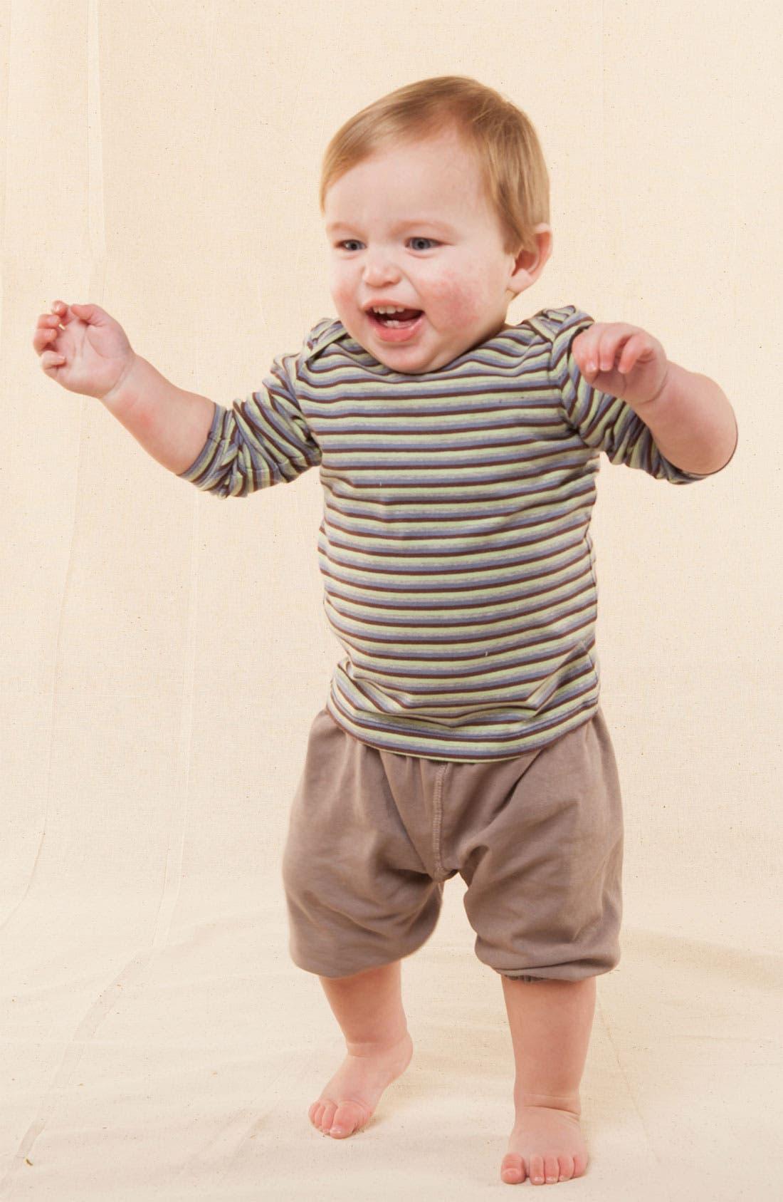 Alternate Image 2  - Peek 'Little Peanut - Alphie' T-Shirt (Baby)