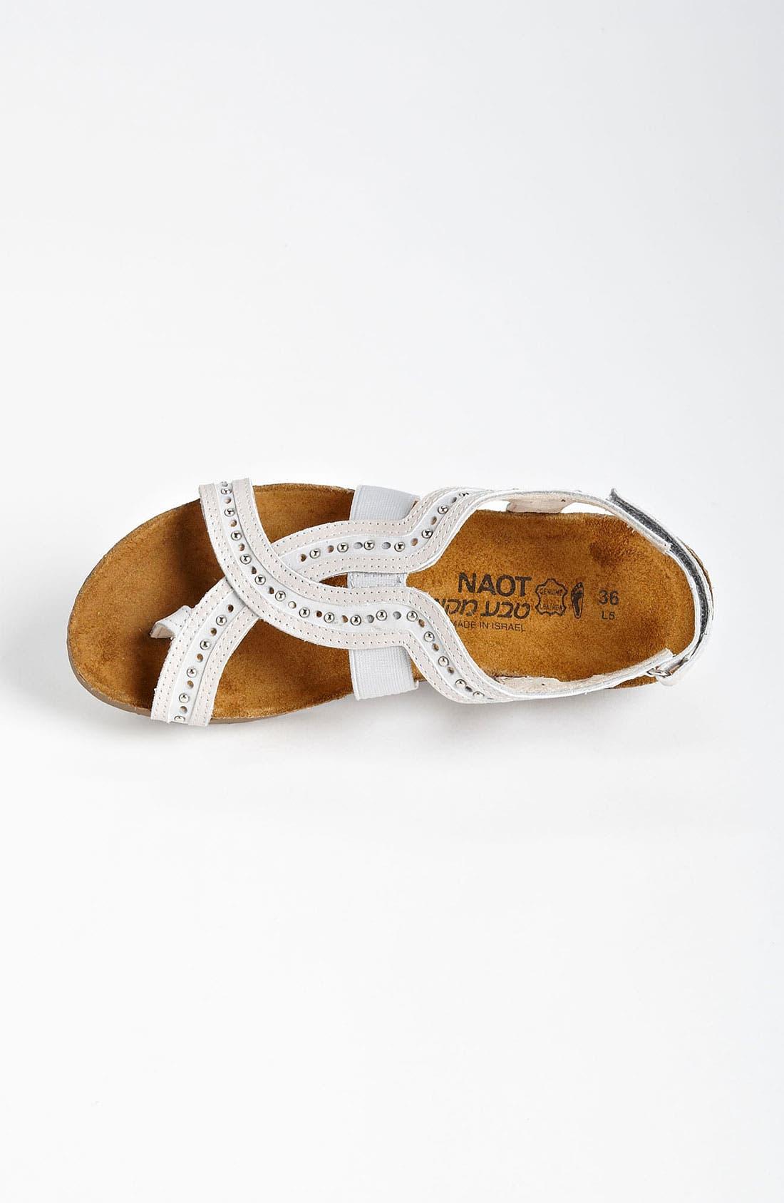 Alternate Image 3  - Naot 'Hillary' Sandal