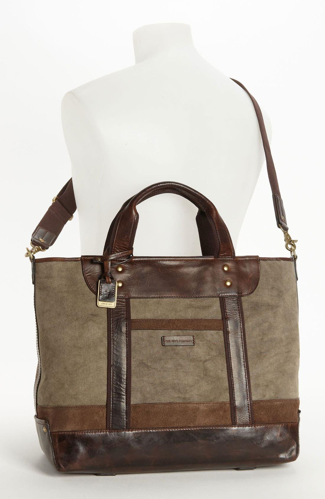 Alternate Image 4  - Frye 'Harvey' Tote Bag