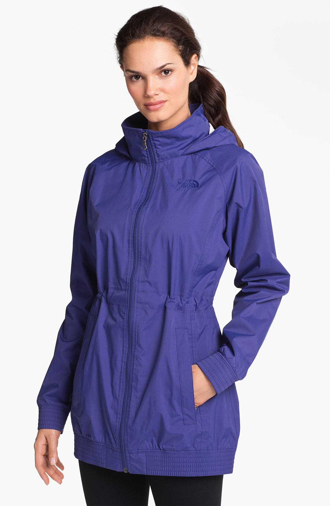 Alternate Image 1 Selected - The North Face 'Sereyna' Hooded Rain Jacket
