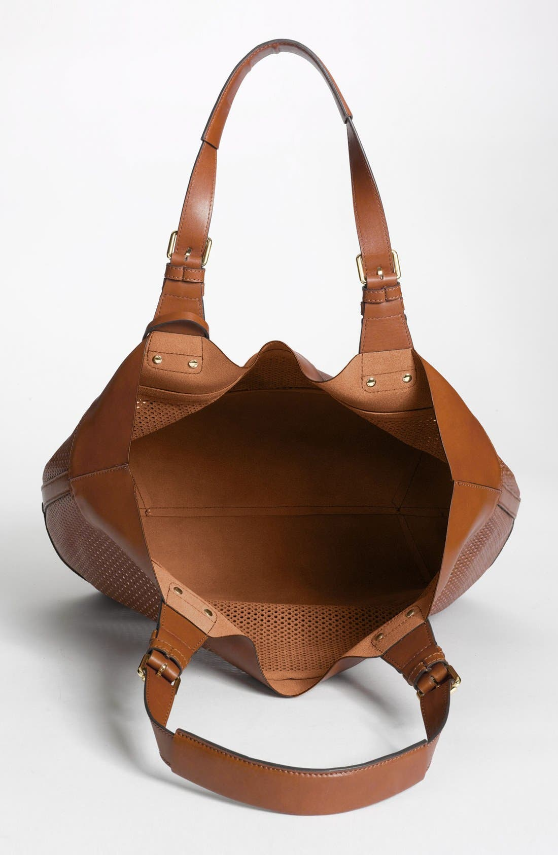 Alternate Image 3  - Vince Camuto Perforated Leather Tote