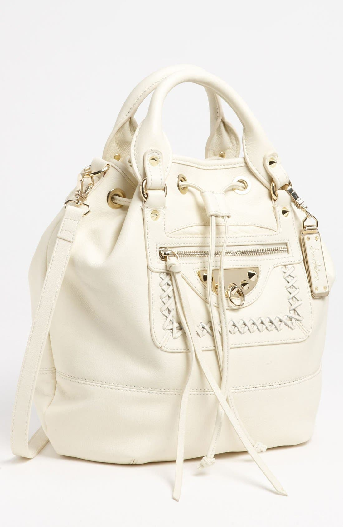 'Marais Tilda' Satchel,                             Main thumbnail 1, color,                             Creme