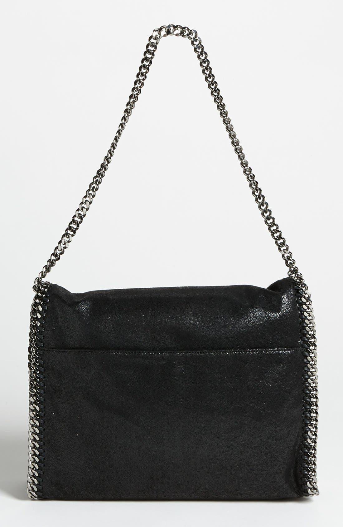 Alternate Image 4  - Stella McCartney 'Falabella - Big' Faux Suede Shoulder Bag