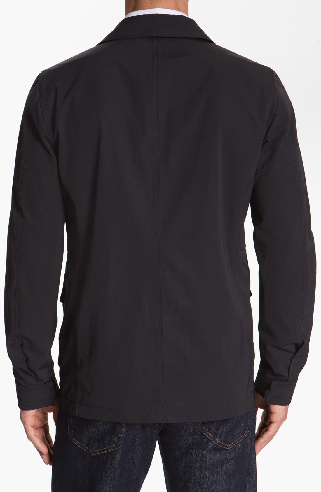Alternate Image 2  - Canali Tech Jacket