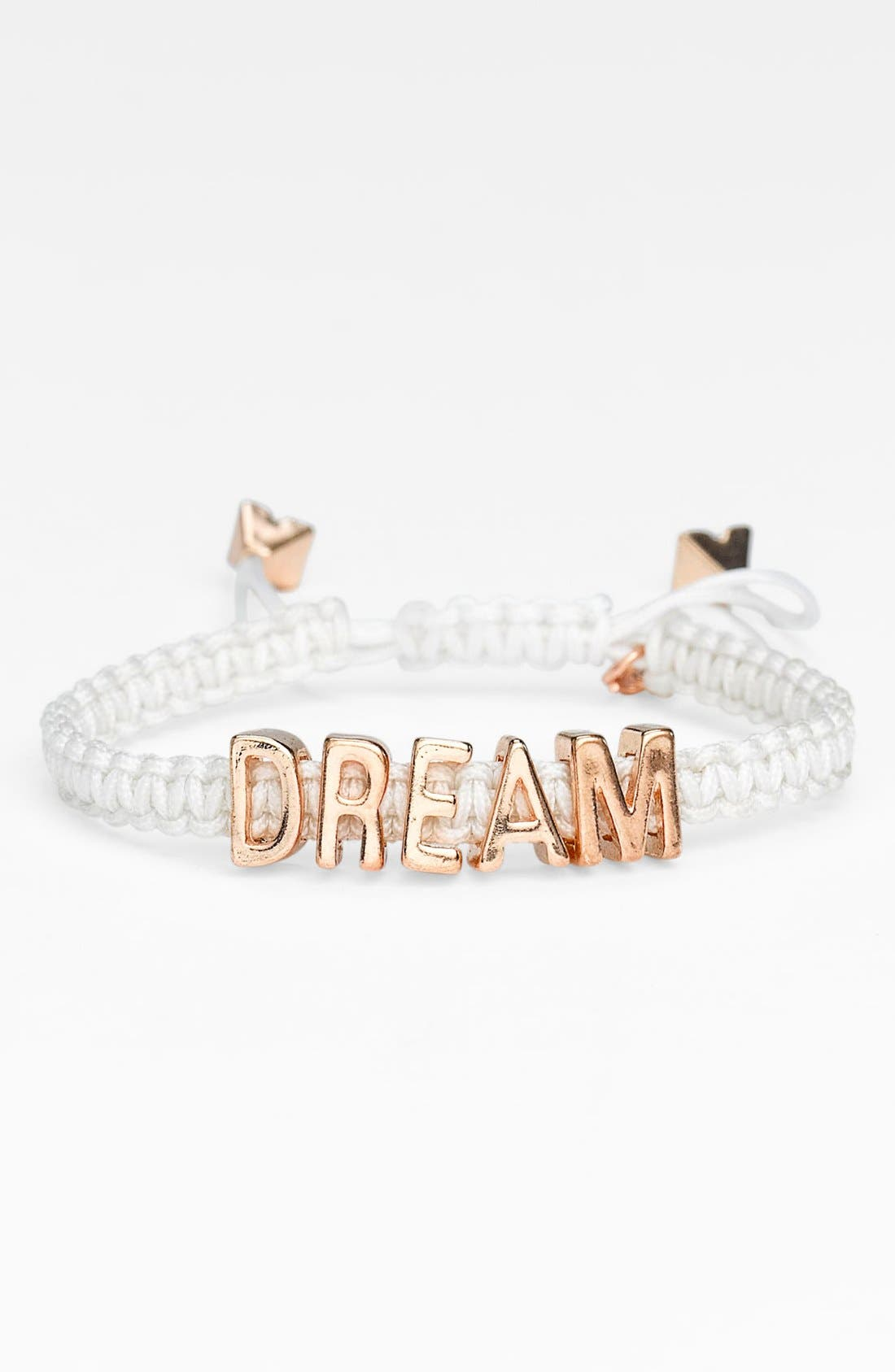 Main Image - BCBGeneration 'Affirmation - Friendship' Macramé Bracelet