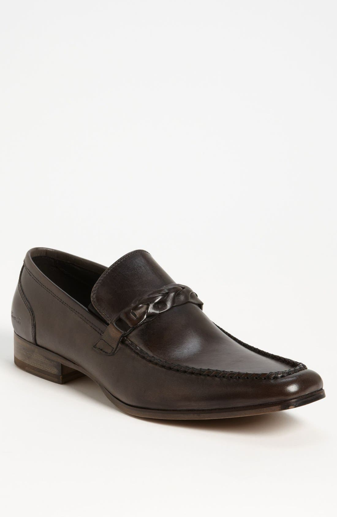 Alternate Image 1 Selected - Kenneth Cole New York 'Victory Speech' Bit Loafer