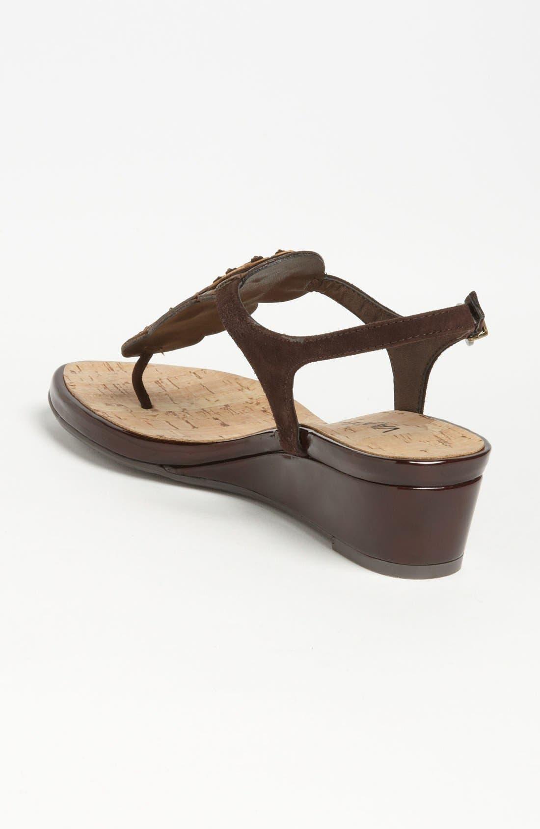 Alternate Image 2  - VANELi 'Kalinda' Wedge Sandal