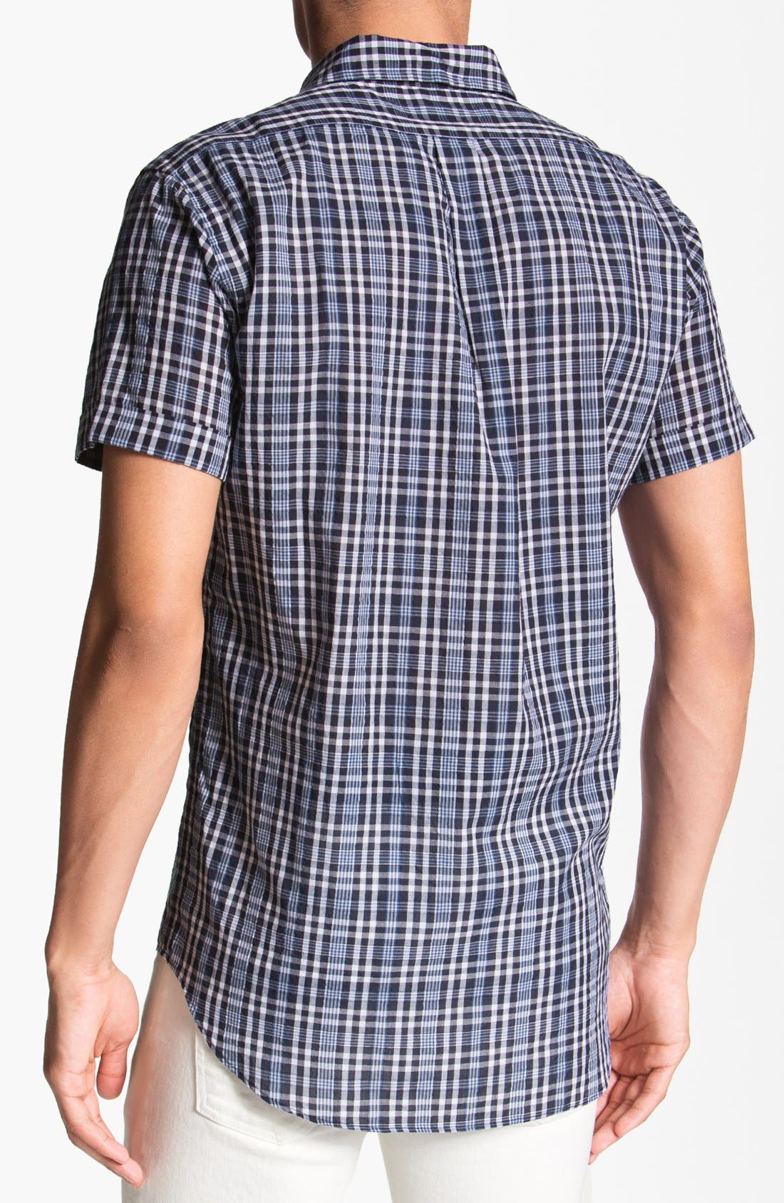 Alternate Image 3  - MARC BY MARC JACOBS 'Dustin' Short Sleeve Woven Shirt