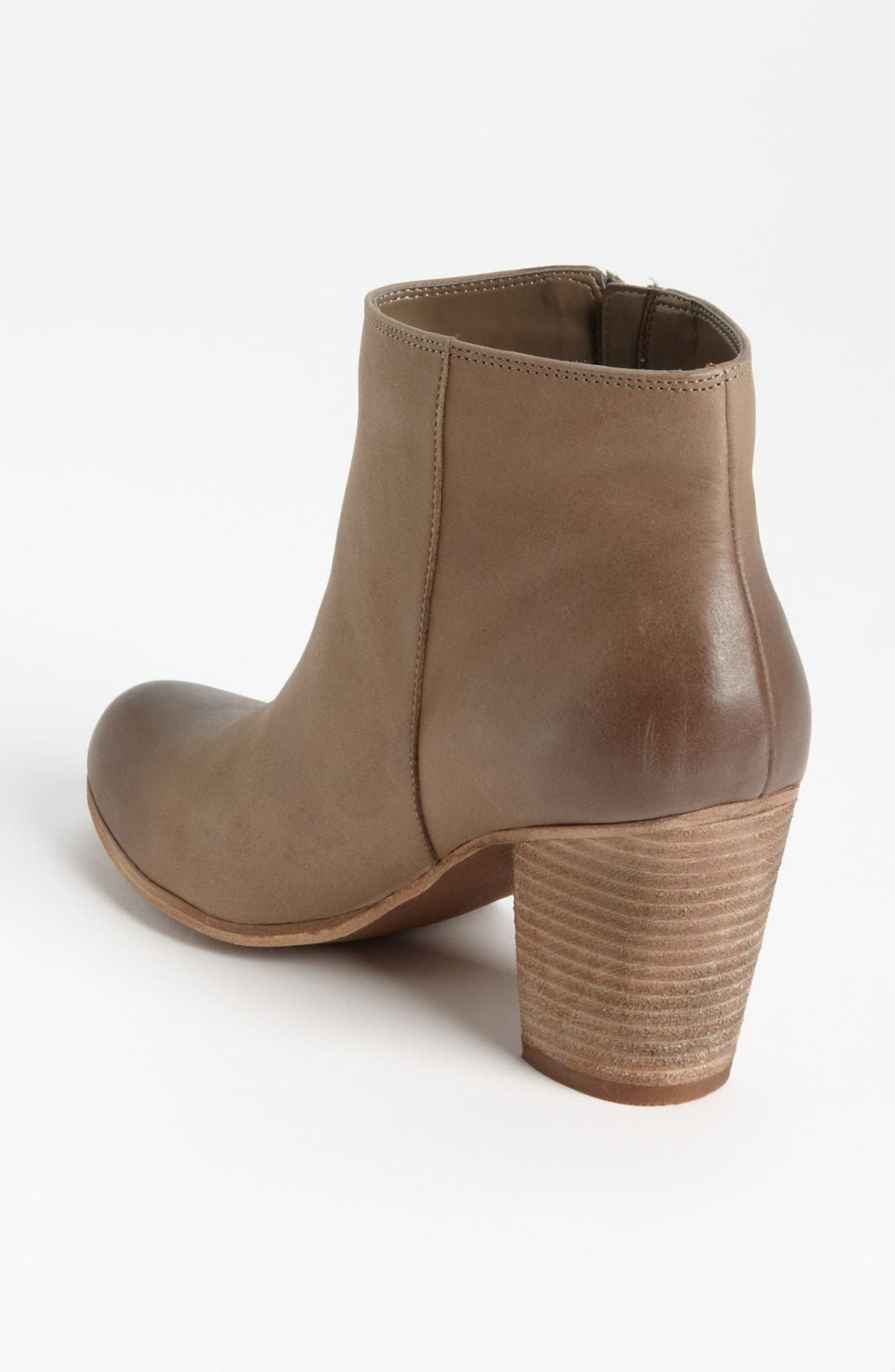 'Trolley'  Bootie,                             Alternate thumbnail 2, color,                             Grey Leather