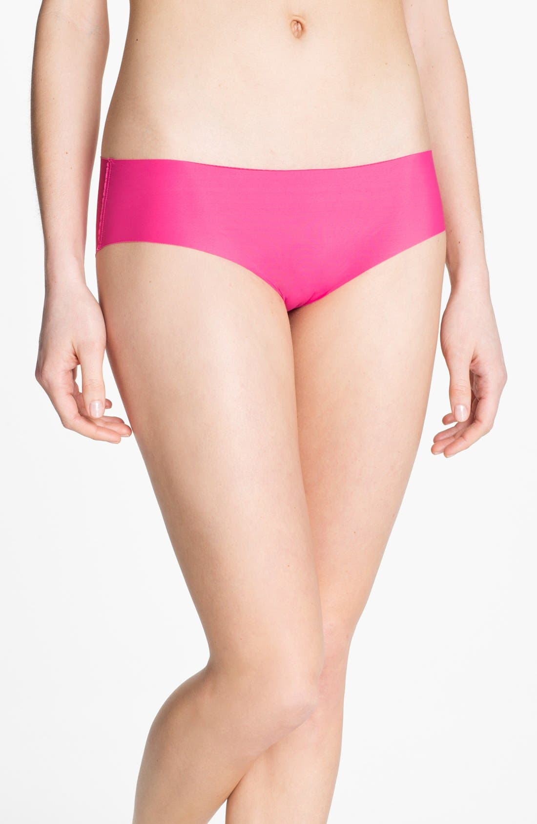 Main Image - Steve Madden Raw Edge Hipster Briefs (3 for $25)
