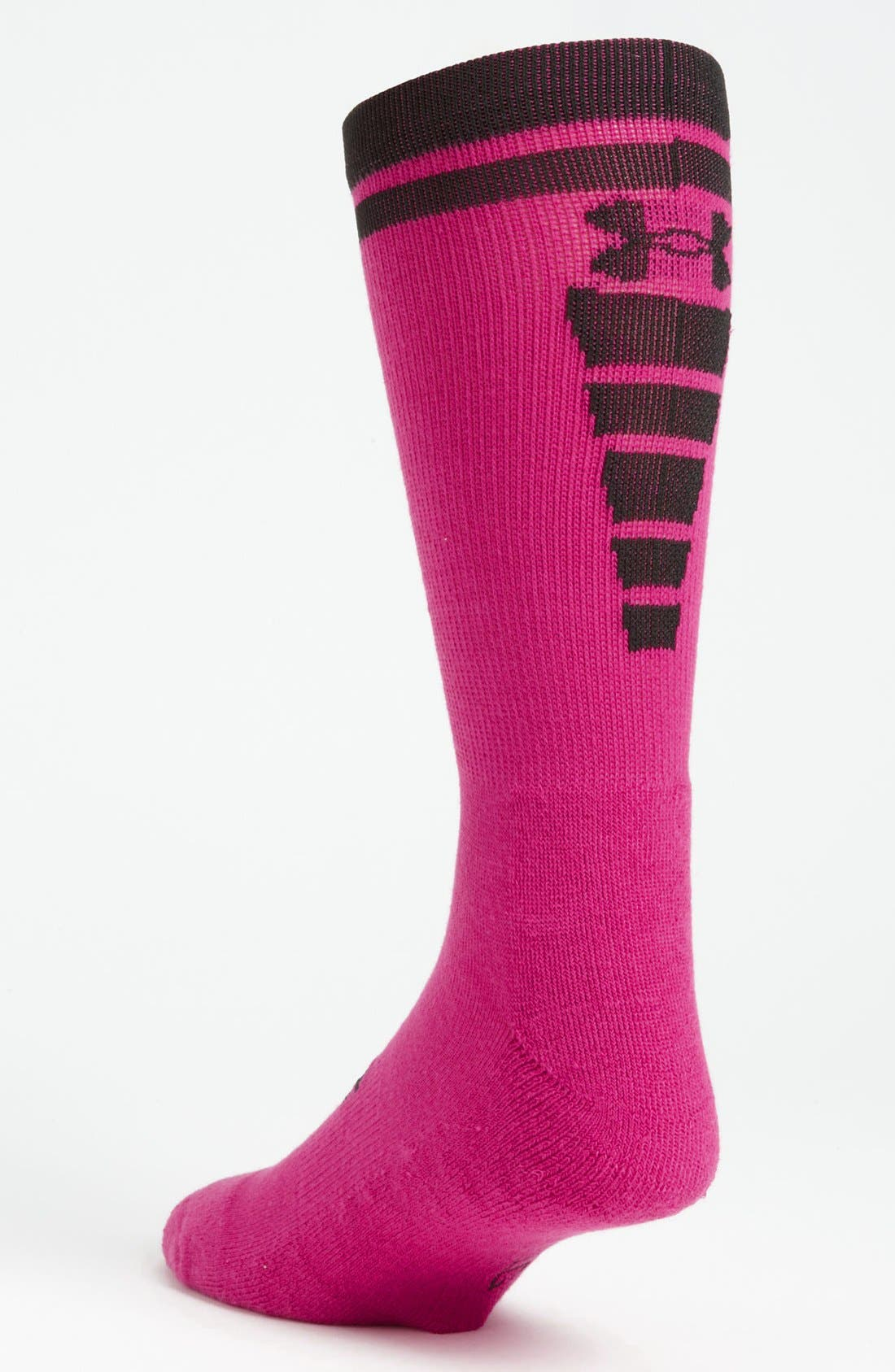 Alternate Image 2  - Under Armour 'Zagger' Crew Socks