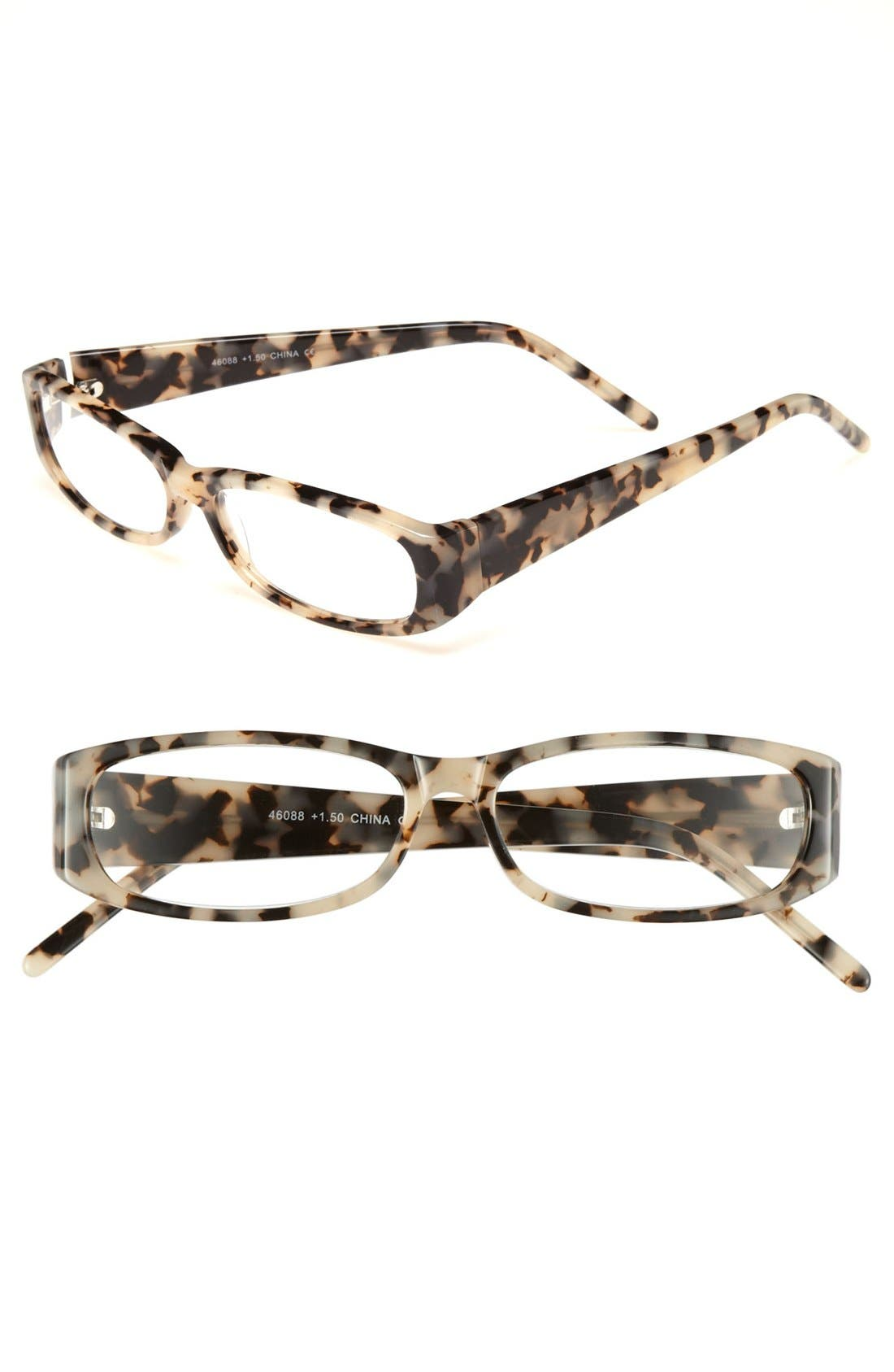 Alternate Image 1 Selected - A.J. Morgan 'Clippers' Reading Glasses (Online Only)