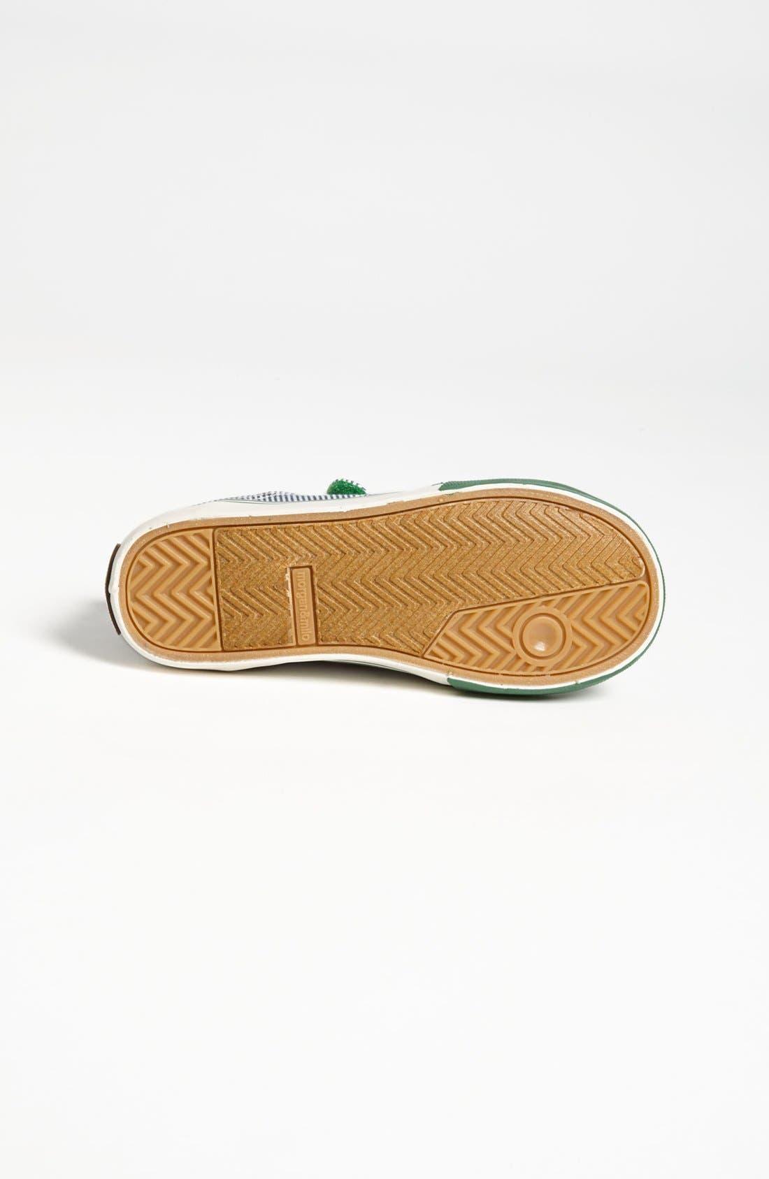 Alternate Image 4  - Morgan & Milo 'Charlie' Sneaker (Walker & Toddler)