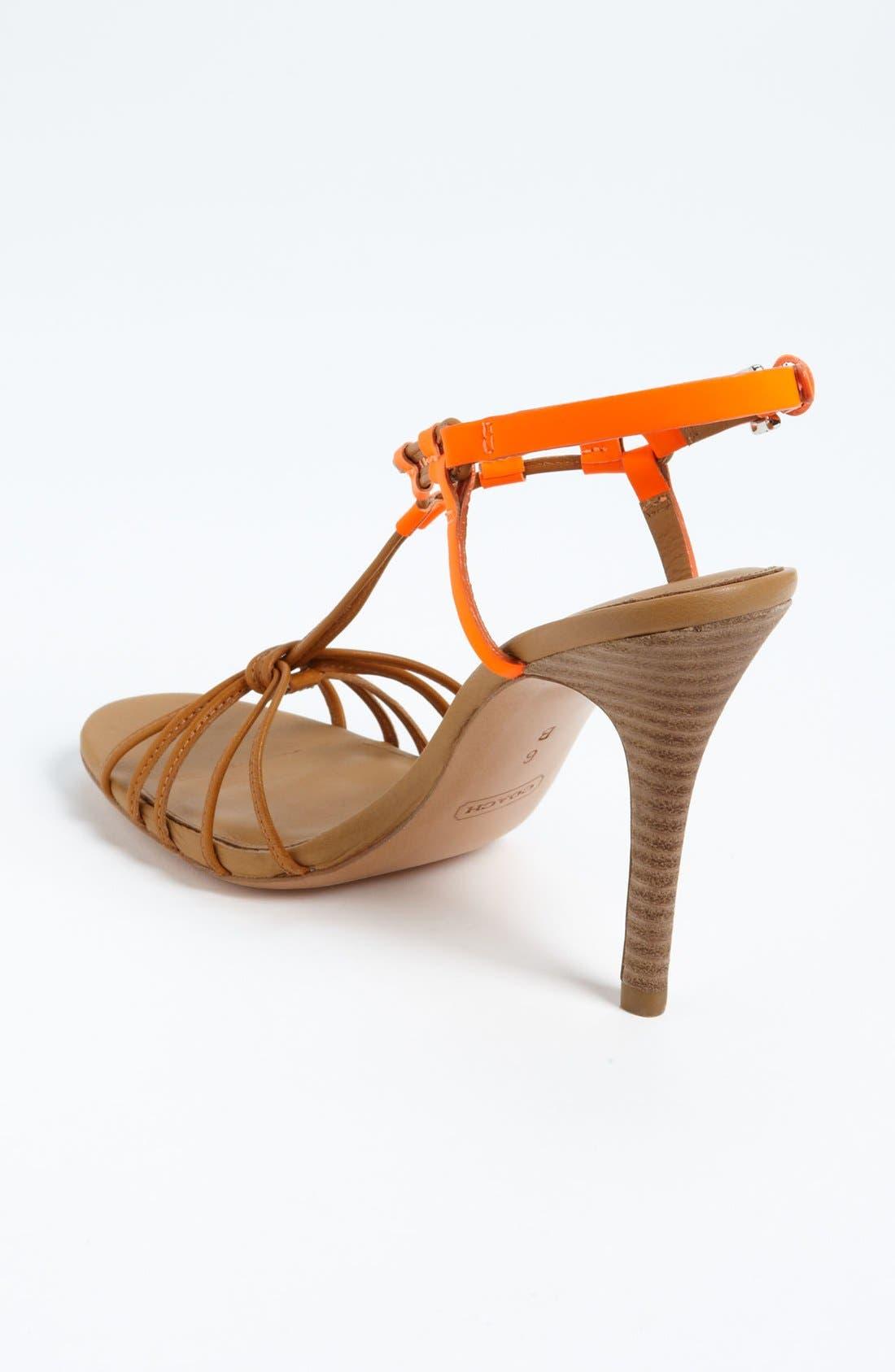 Alternate Image 2  - COACH 'Lana' Sandal