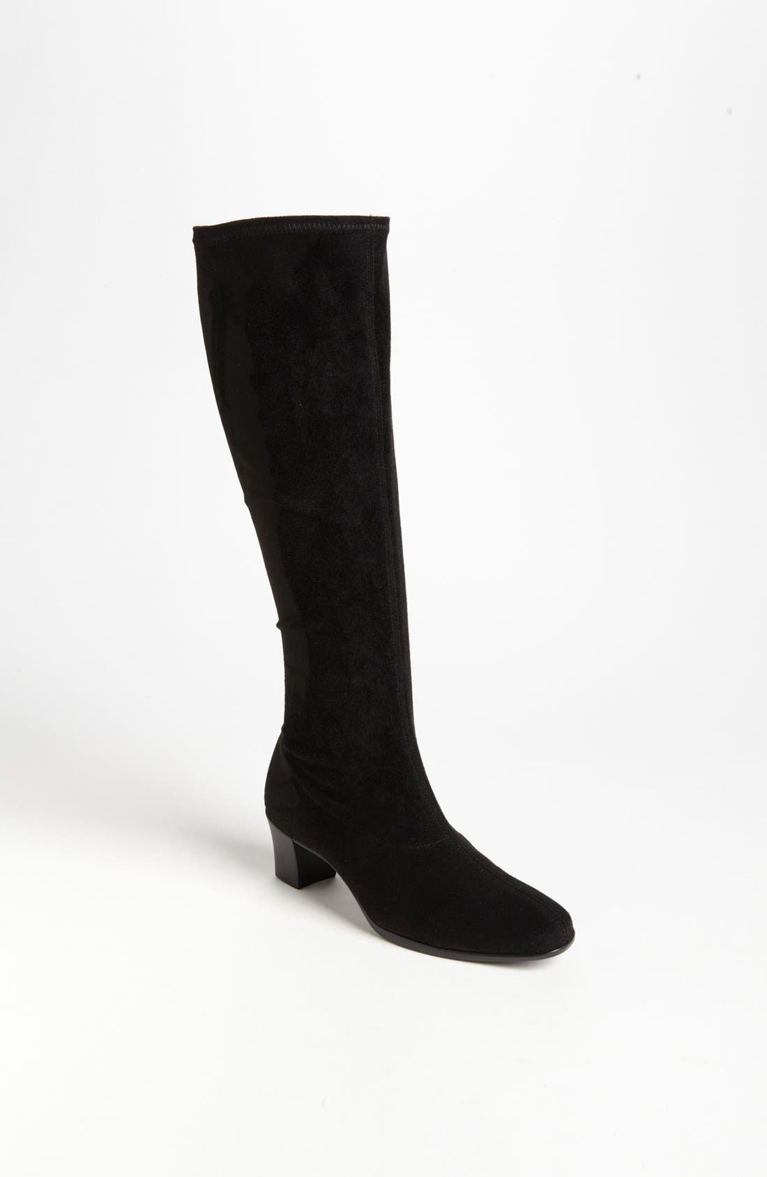 Alternate Image 1 Selected - Munro 'Ann' Stretch Boot (Online Only) (Women)