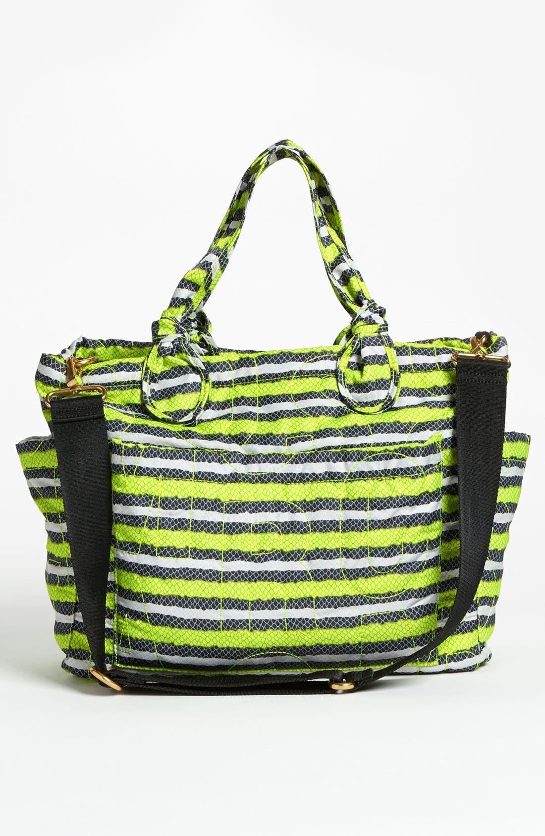 Alternate Image 4  - MARC BY MARC JACOBS 'Pretty Nylon Eliz-A-Baby - Anemone' Diaper Bag