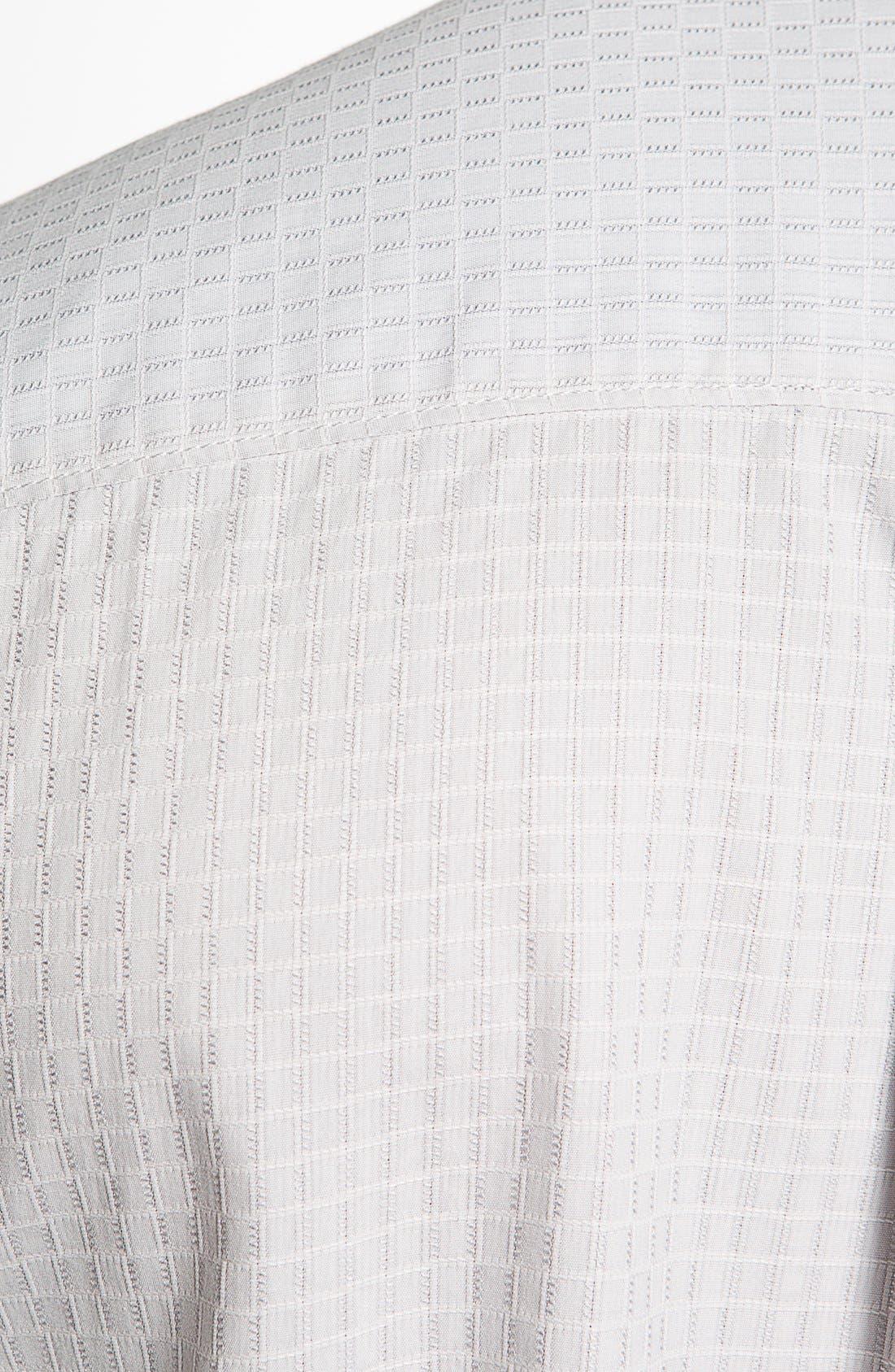 Alternate Image 3  - Tommy Bahama 'Sound Wave' Silk Blend Campshirt