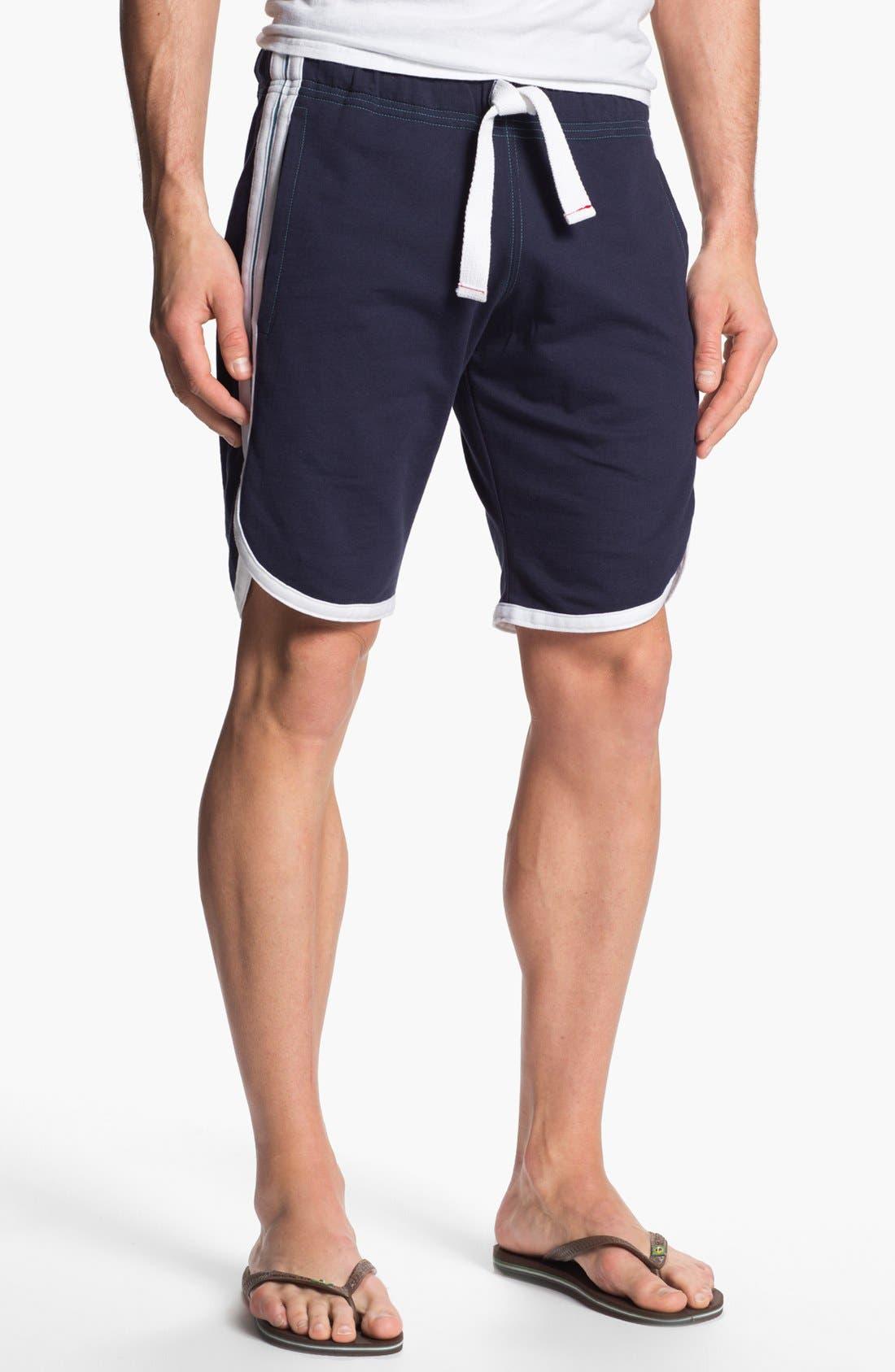 Alternate Image 1 Selected - Andrew Christian Retro Athletic Shorts