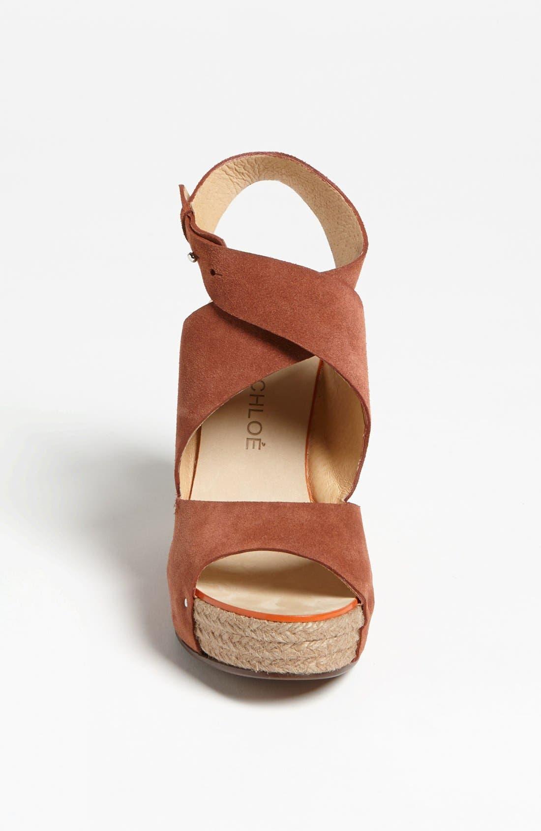 Alternate Image 3  - See by Chloé 'Mica' Wedge Sandal