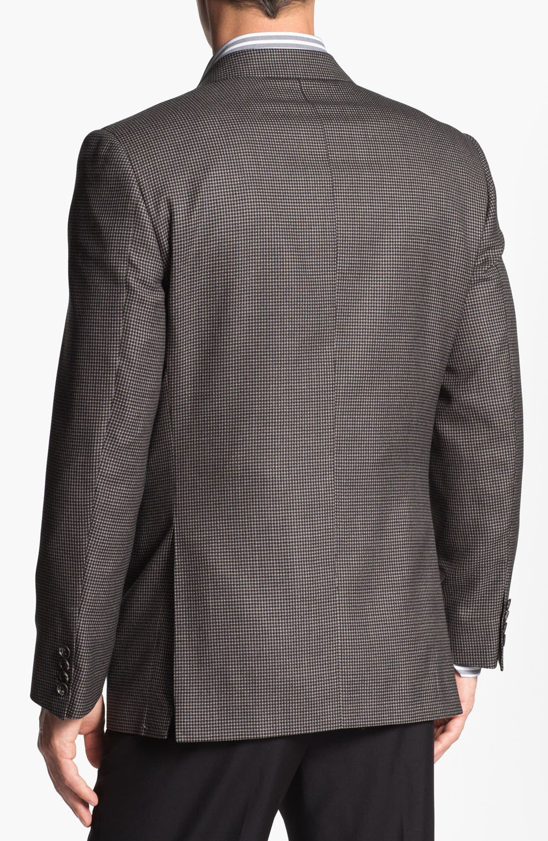 Alternate Image 3  - Joseph Abboud 'Signature Silver' Check Sportcoat