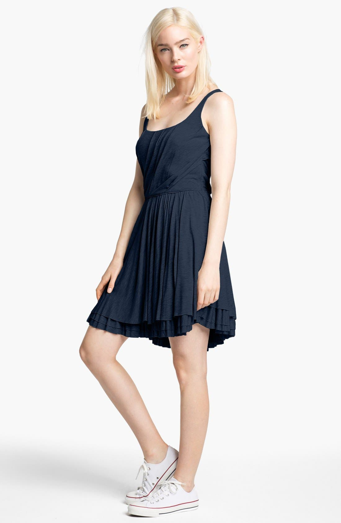 Alternate Image 1 Selected - MARC BY MARC JACOBS 'Beals' Jersey Tank Dress
