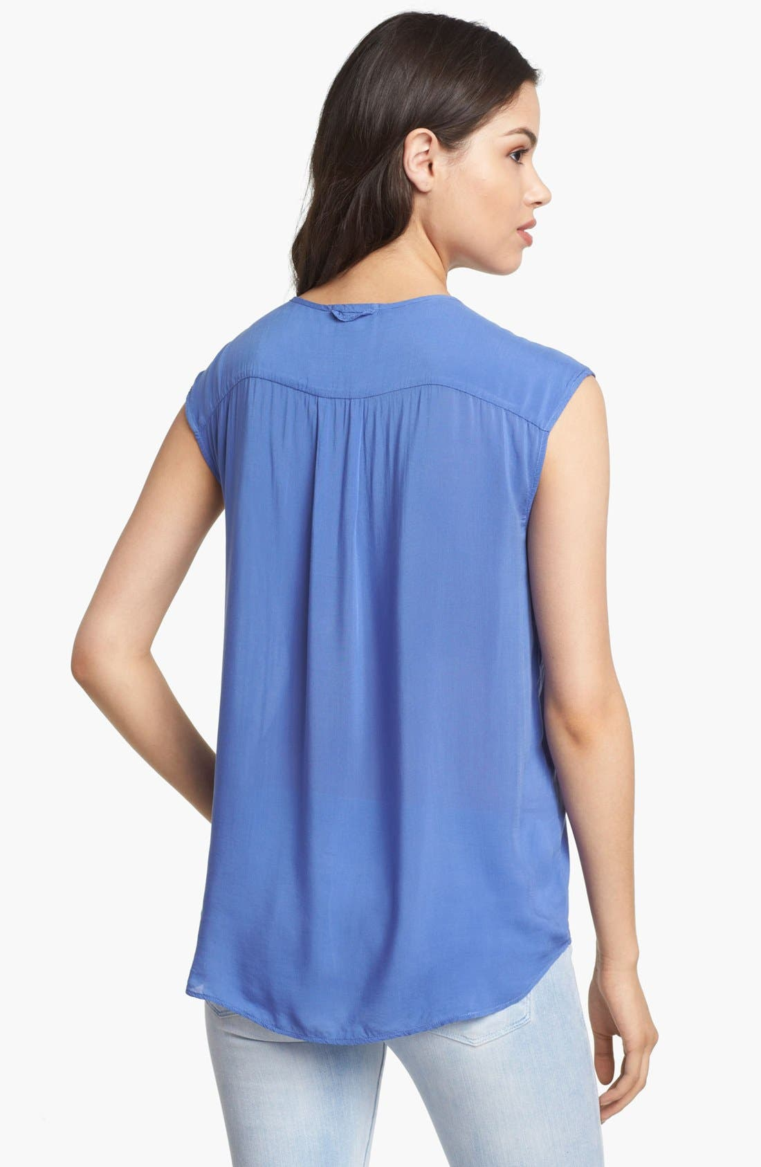 Alternate Image 2  - James Perse Soft Shell Shirt
